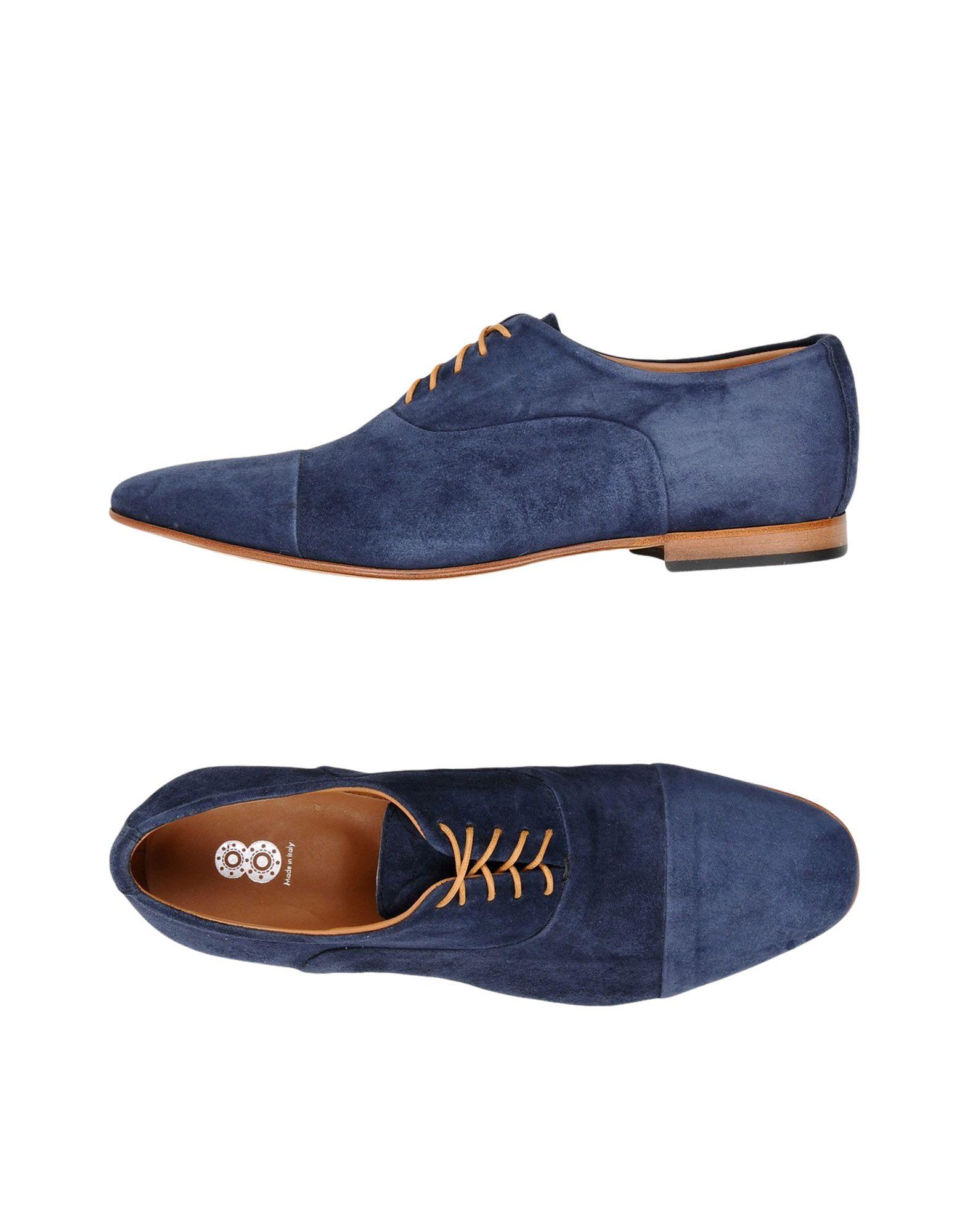 Rabatt echte Schuhe 8 Schnürschuhe Herren  11450583EJ