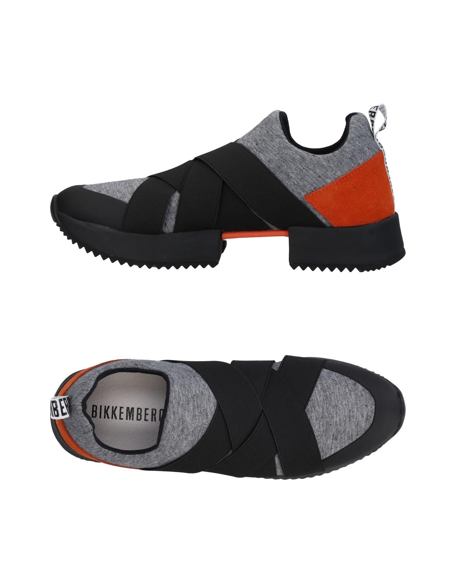 Stilvolle billige Schuhe Bikkembergs Sneakers Damen  11450610UQ