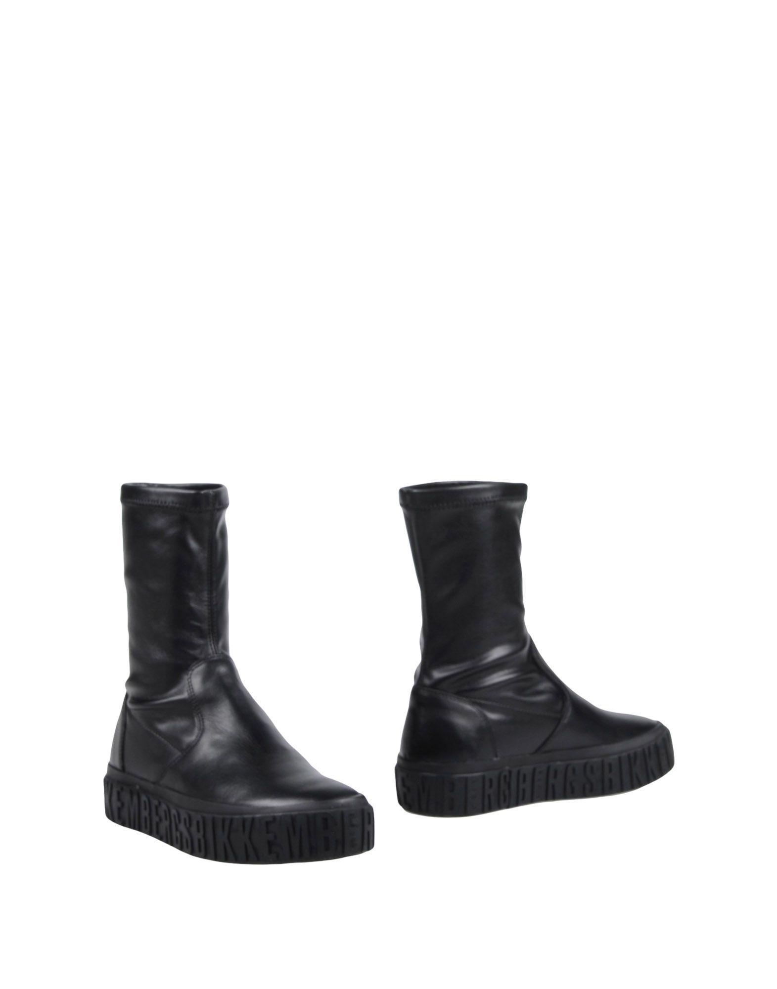 Bottine Bikkembergs Femme - Bottines Bikkembergs Noir Dernières chaussures discount pour hommes et femmes