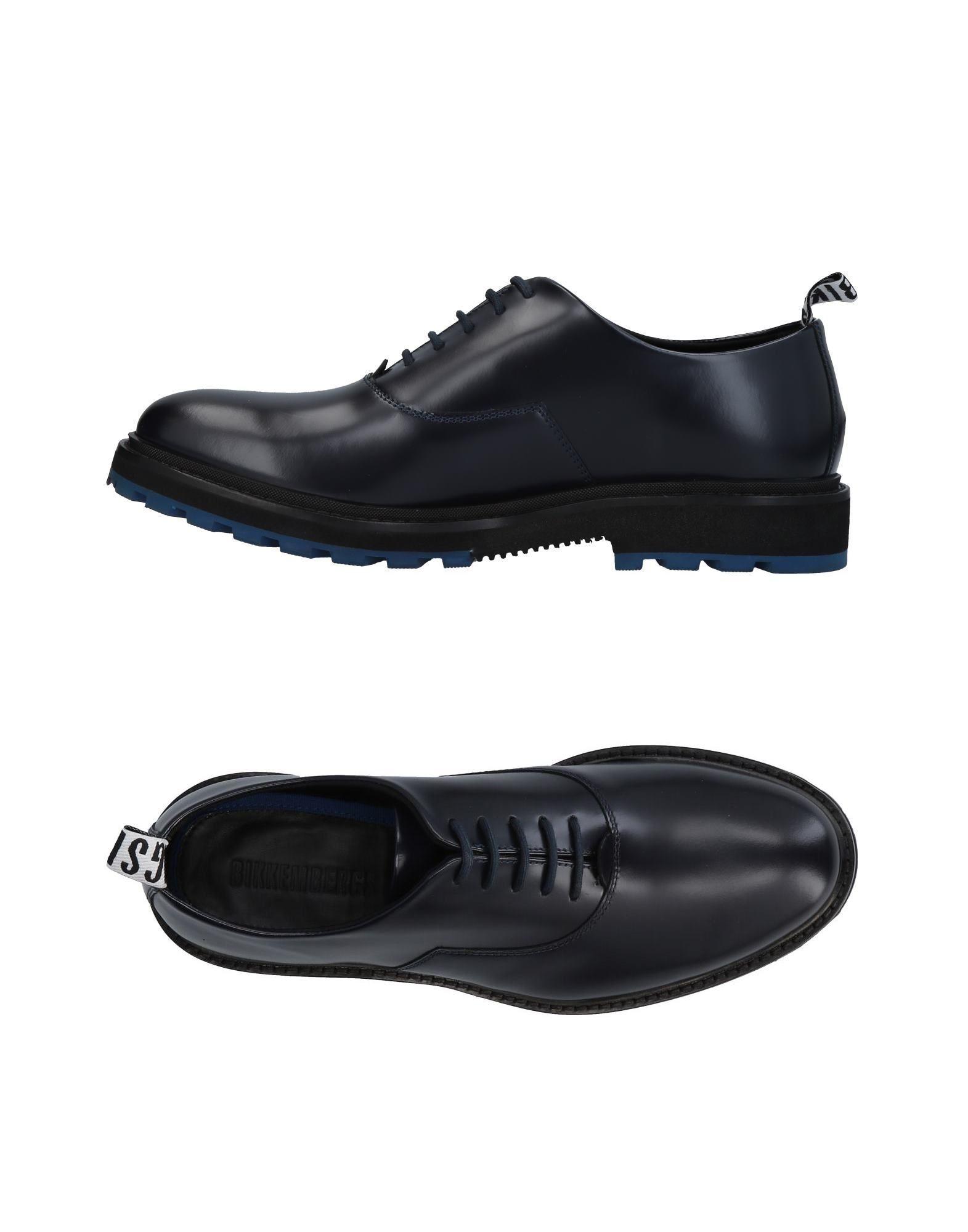 Rabatt echte Schuhe Bikkembergs Schnürschuhe Herren  11450650WF