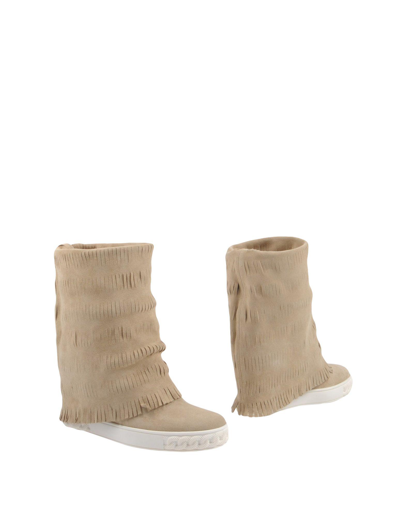 Stilvolle billige Schuhe Casadei Stiefelette Damen  11450831TV