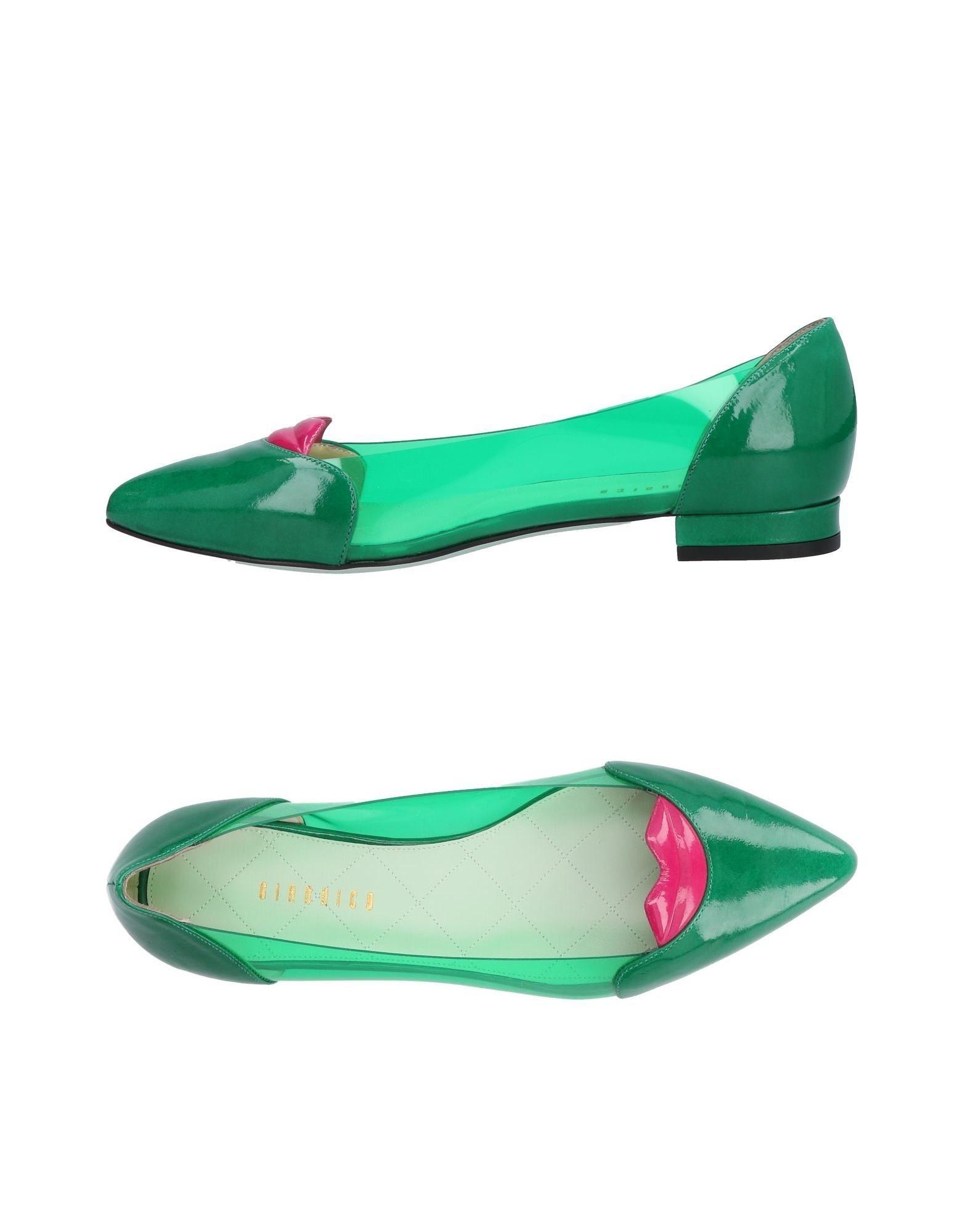 Giannico Ballerinas Gute Damen  11450855UF Gute Ballerinas Qualität beliebte Schuhe 247c73