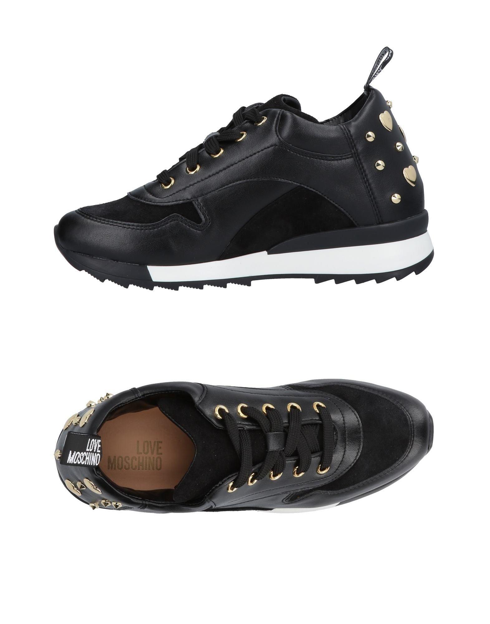 Stilvolle billige Schuhe Love Moschino Sneakers Damen  11450980PG