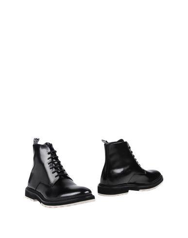Zapatos con descuento Botín Bikkembergs Hombre 11450981MR - Botines Bikkembergs - 11450981MR Hombre Negro fcbd9b