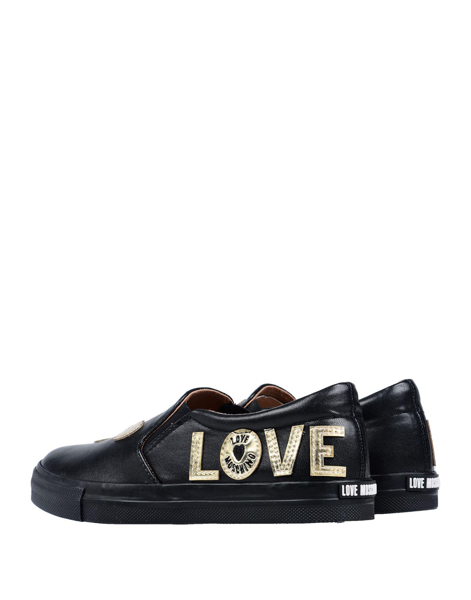 Gut Moschino um billige Schuhe zu tragenLove Moschino Gut Sneakers Damen  11451001XR 6d172e