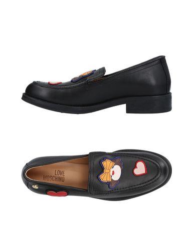 brand new 19ba8 4723d LOVE MOSCHINO Loafers - Footwear | YOOX.COM