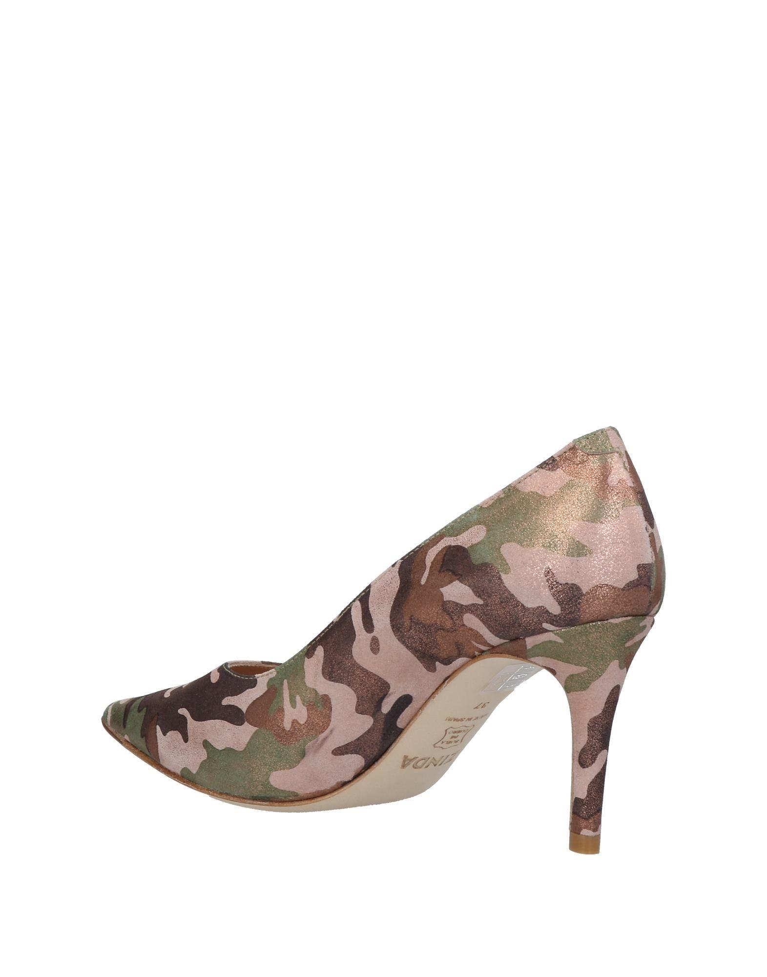 Stilvolle billige Schuhe Zinda Pumps Damen  11451045WD
