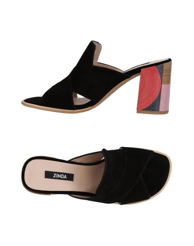 Sandales Zinda Femme - Sandales Zinda sur YOOX - 11451048KH 3798df0e3d9f