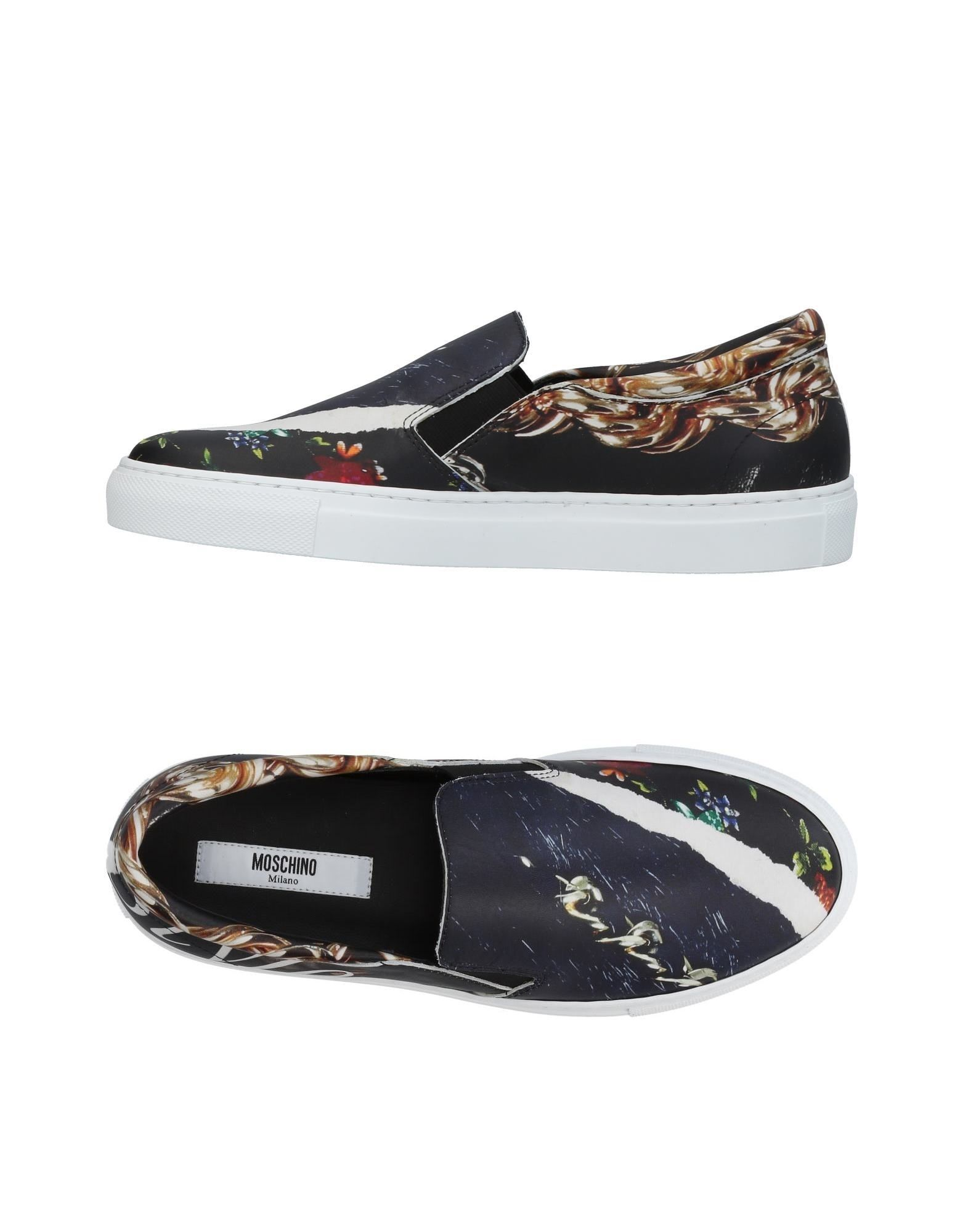Haltbare Mode billige Schuhe Moschino Sneakers Damen  11451049GO Heiße Schuhe