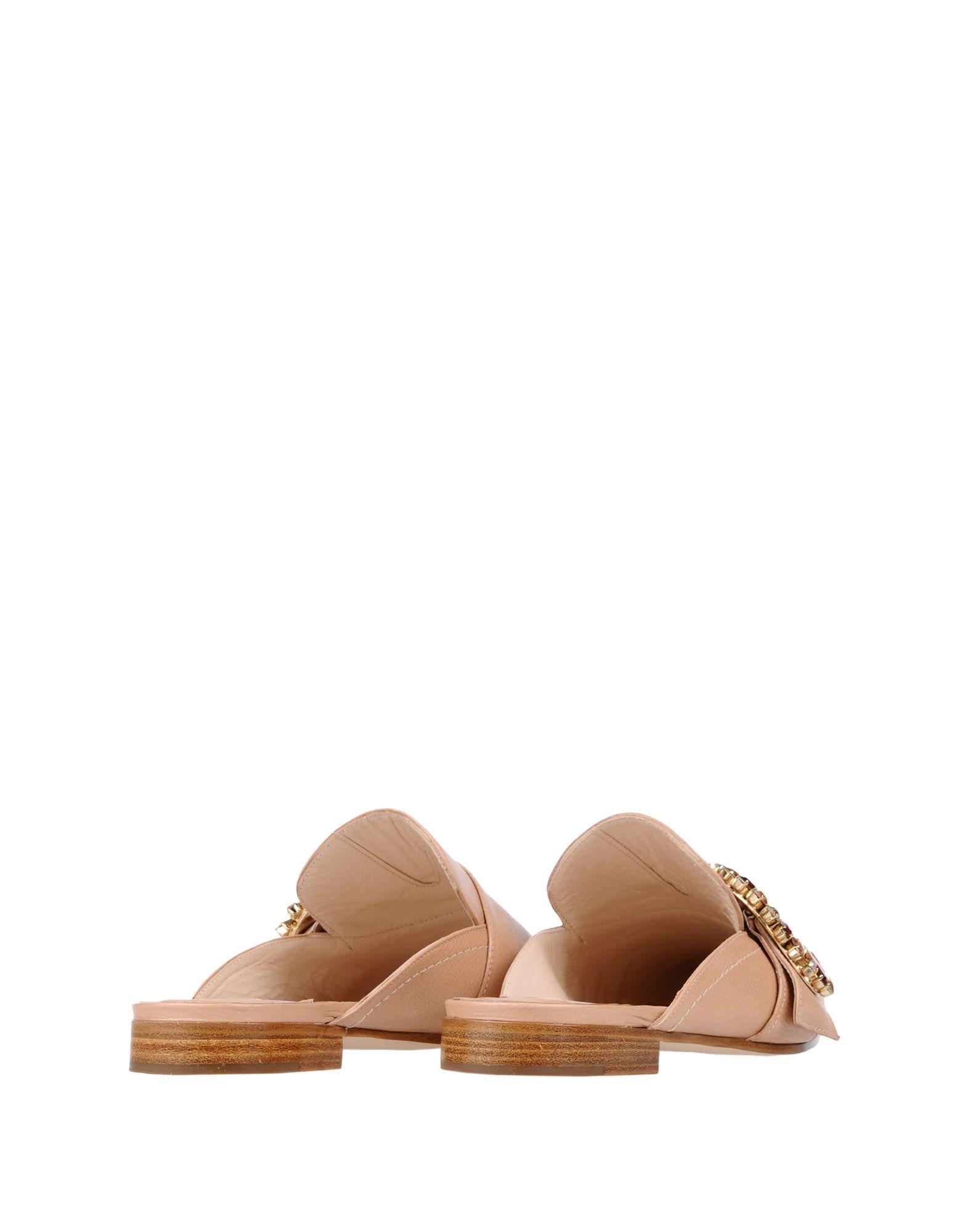 Roberto Festa Pantoletten Damen    11451052LT Neue Schuhe c02e2d