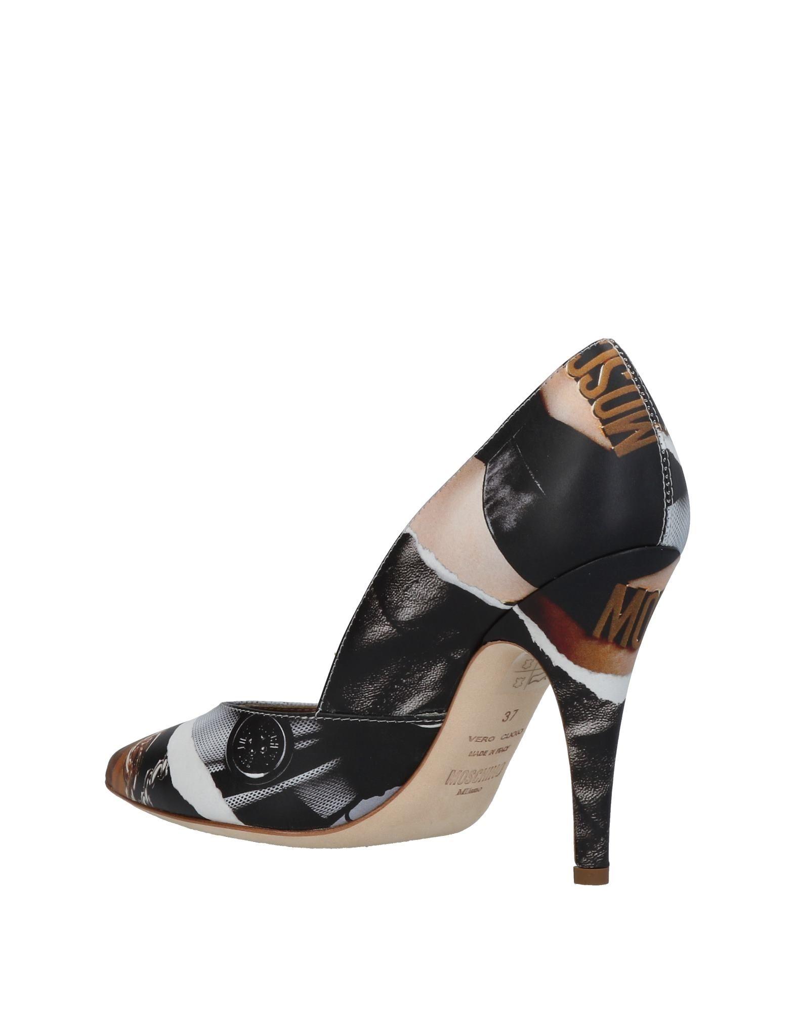 Moschino Pumps Damen  aussehende 11451055IMGünstige gut aussehende  Schuhe 7d3e59