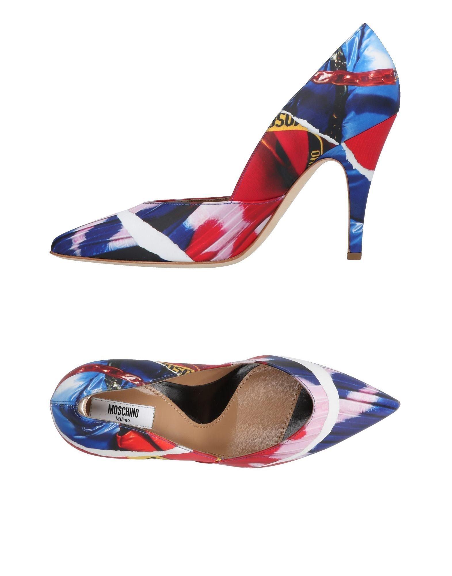 Haltbare Mode billige Schuhe Moschino Pumps Damen  11451062JM Heiße Schuhe
