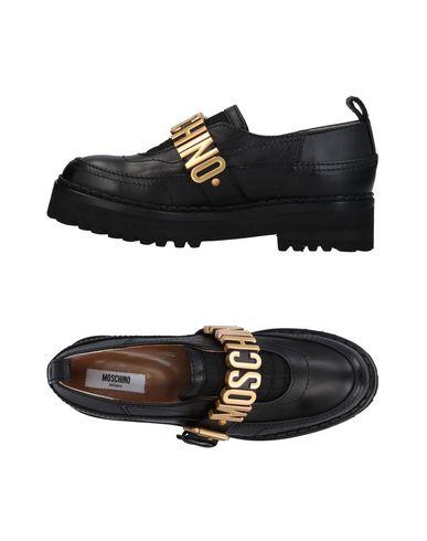 Zapatos Mujer casuales salvajes Mocasín Moschino Mujer Zapatos - Mocasines Moschino - 11451064WB Negro 93e677