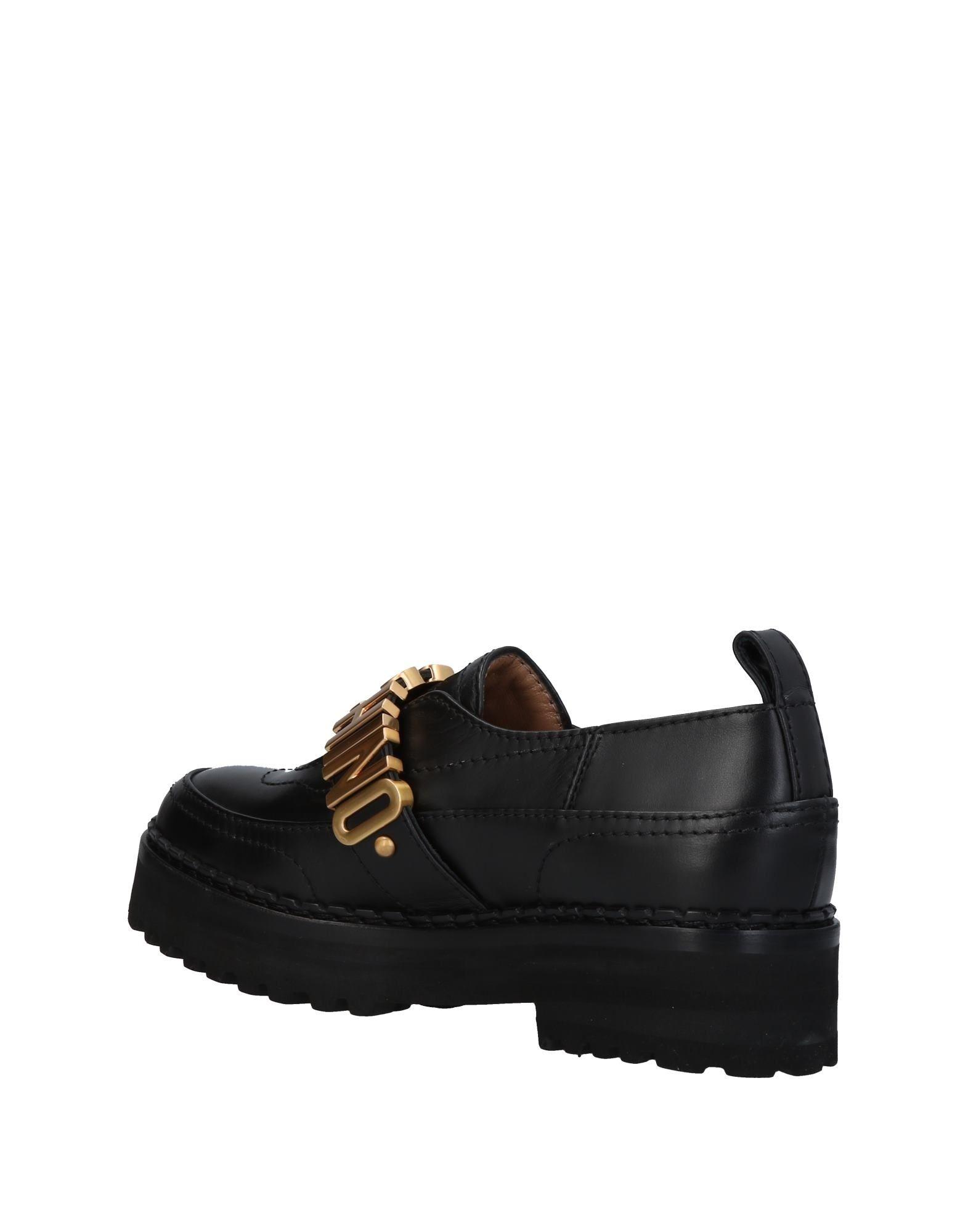 Moschino Mokassins Damen Schuhe  11451064WB Heiße Schuhe Damen 567935