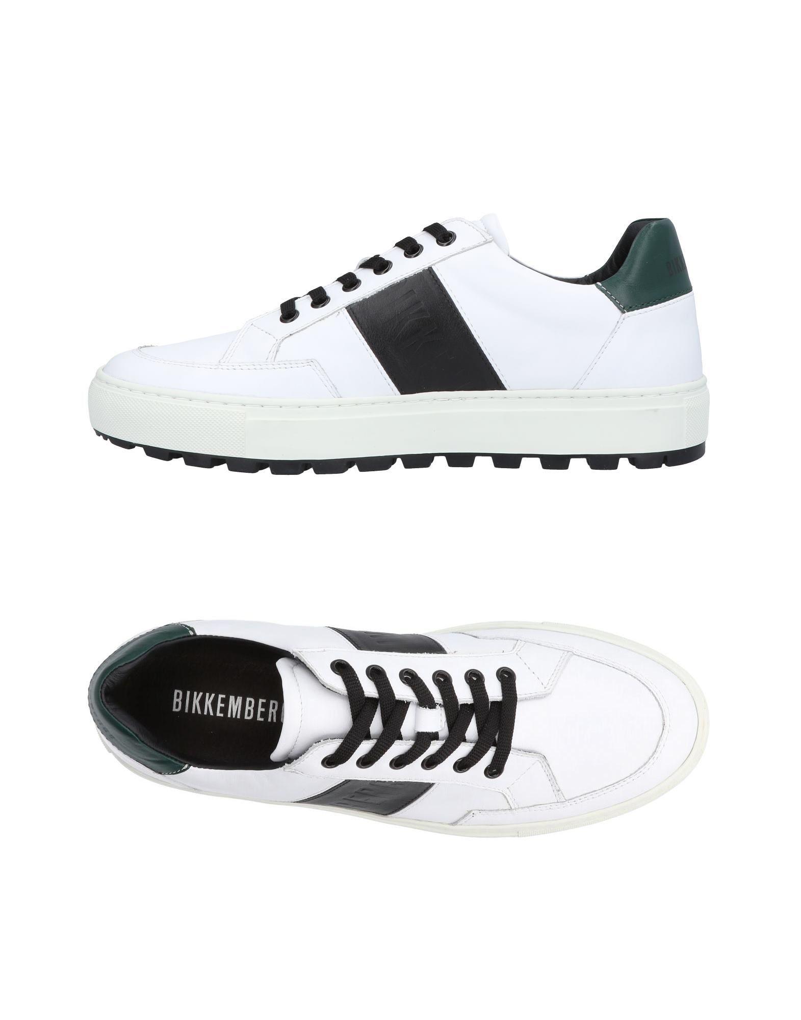 Moda Sneakers Bikkembergs Uomo Uomo Bikkembergs - 11451075WB 2313bd
