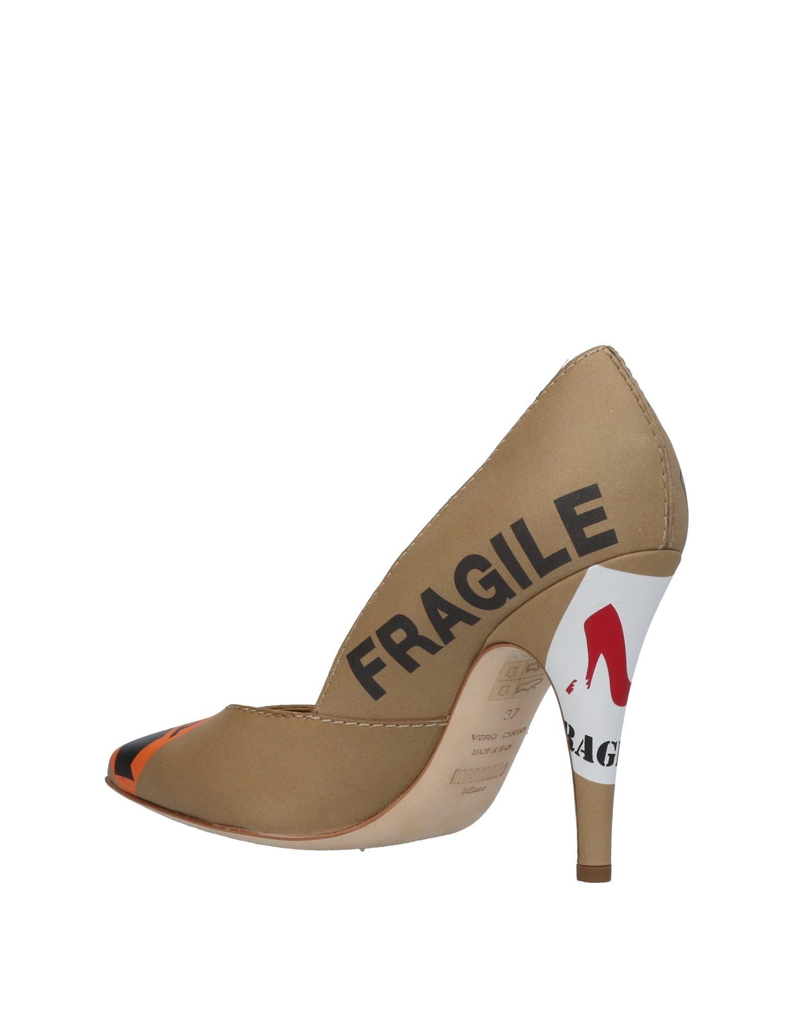 Moschino gut Pumps Damen  11451076KGGünstige gut Moschino aussehende Schuhe bef1f8