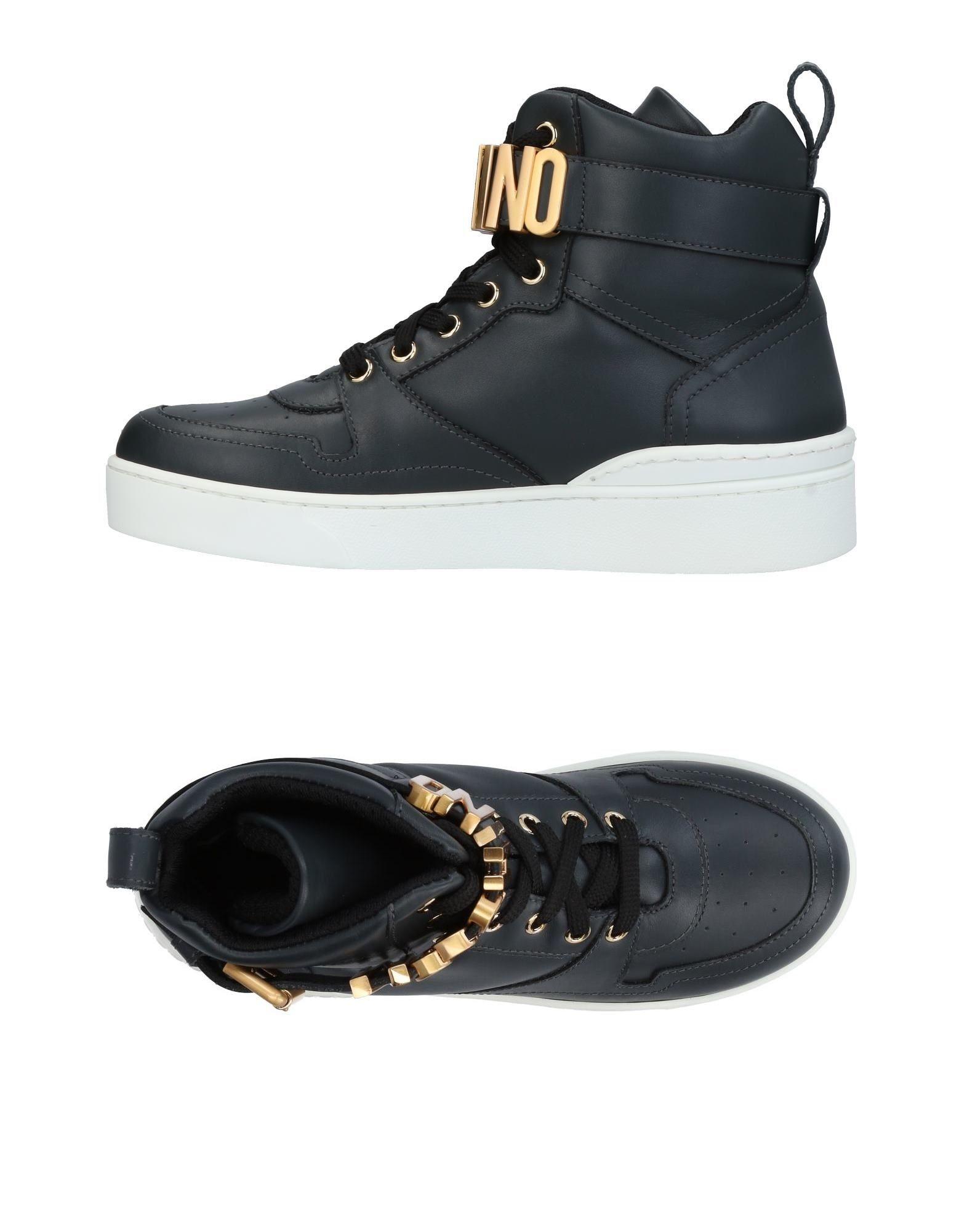 Haltbare Mode billige Schuhe Moschino Sneakers Damen  11451081AW Heiße Schuhe
