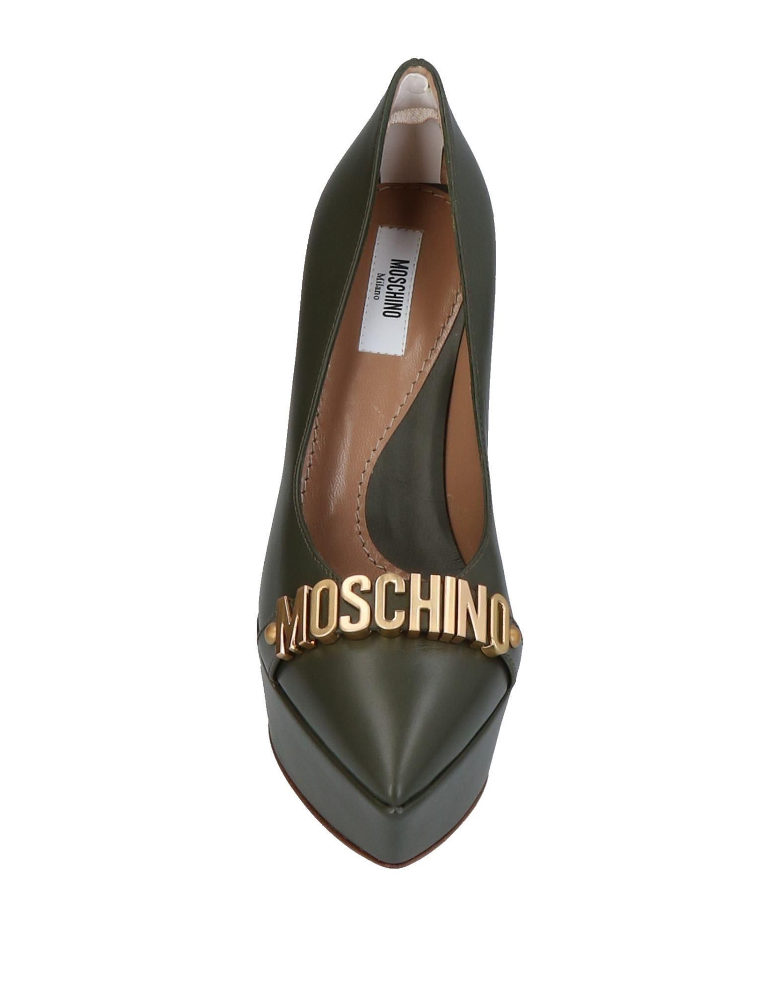 Rabatt Schuhe 11451084LH Moschino Pumps Damen  11451084LH Schuhe cb1c8a