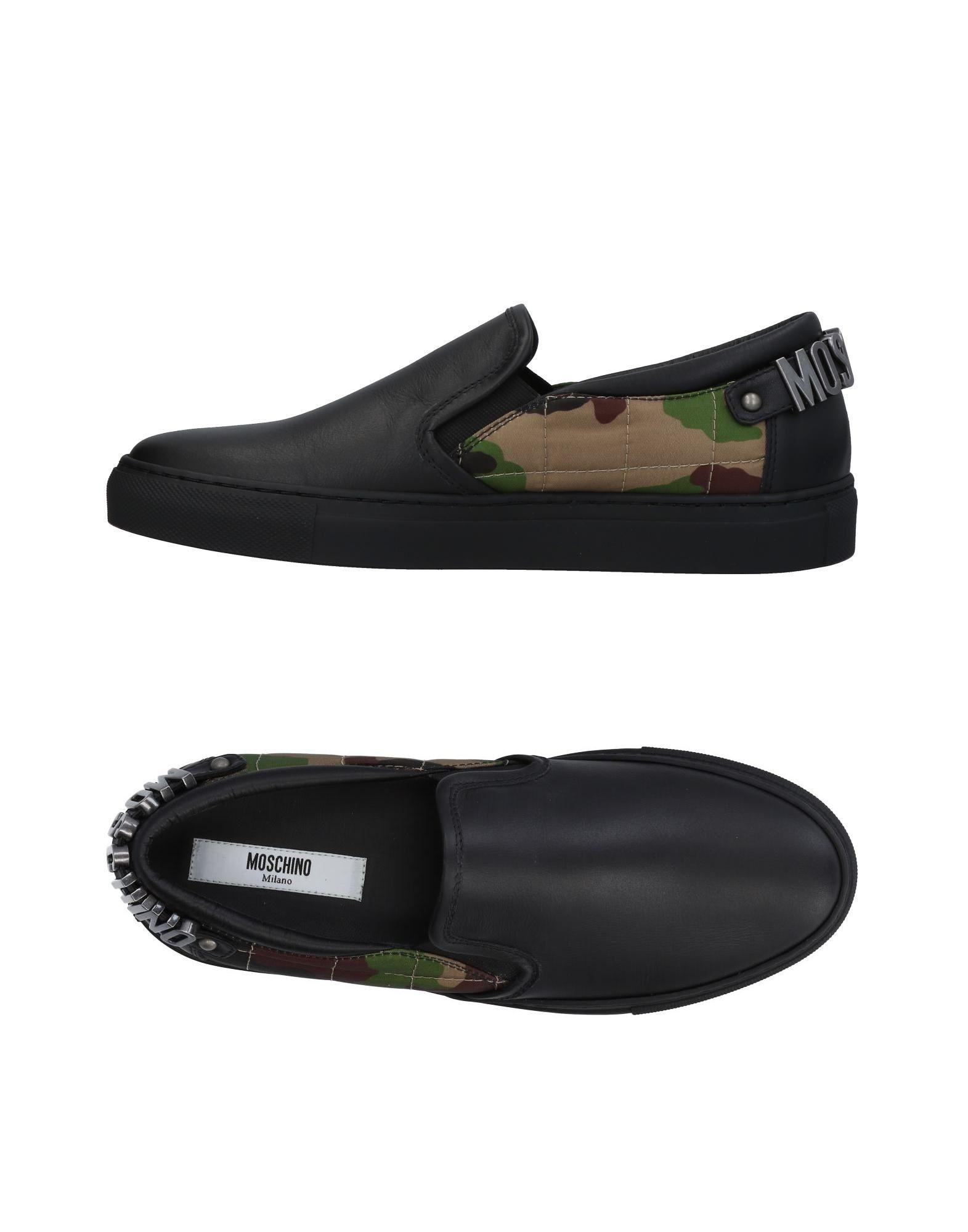 Haltbare Mode billige Schuhe Moschino Sneakers Damen  11451091CM Heiße Schuhe