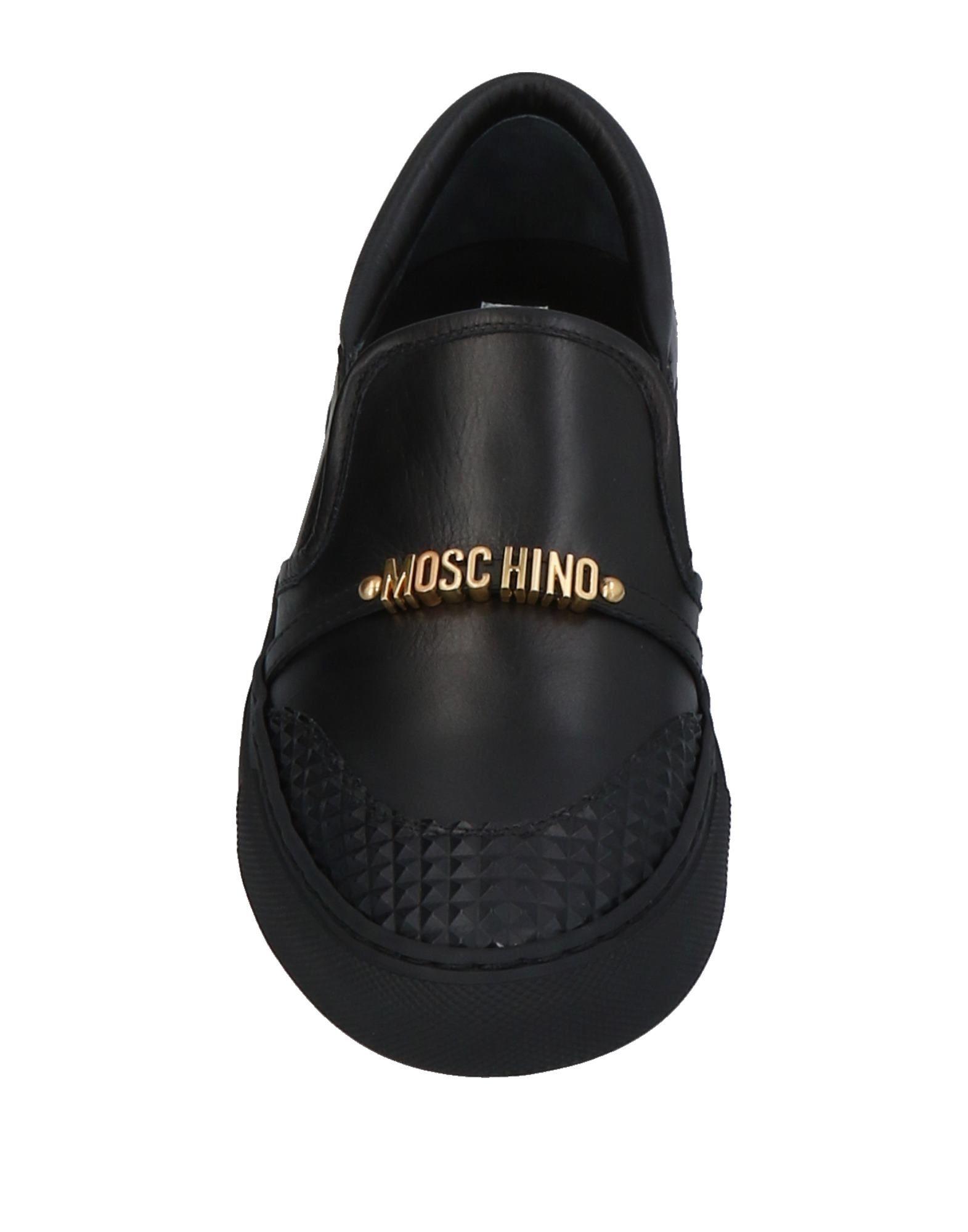 Moschino Sneakers Damen  11451093NNGut aussehende strapazierfähige Schuhe
