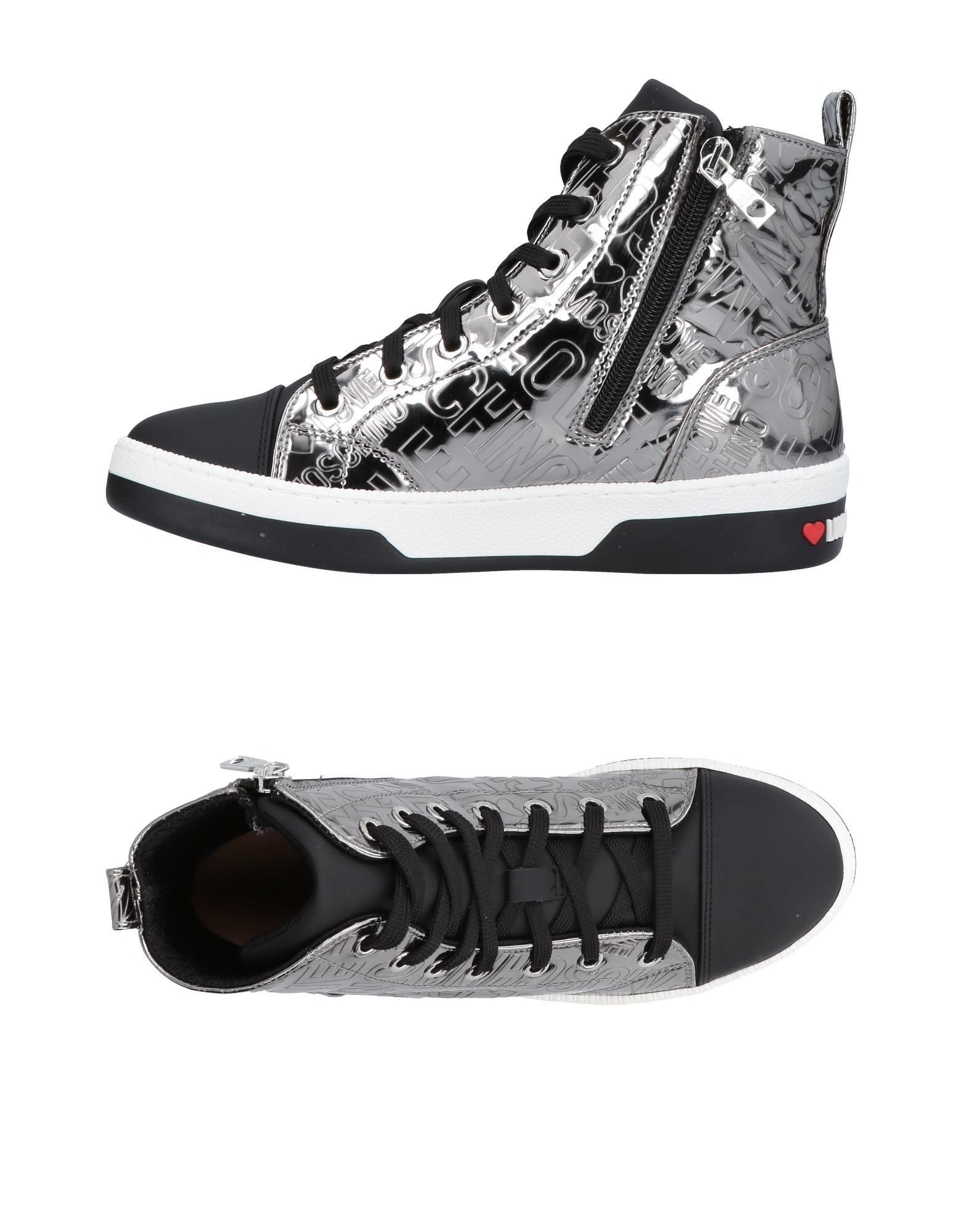 Stilvolle billige Schuhe Love Moschino 11451099HL Sneakers Damen  11451099HL Moschino d6f2cc