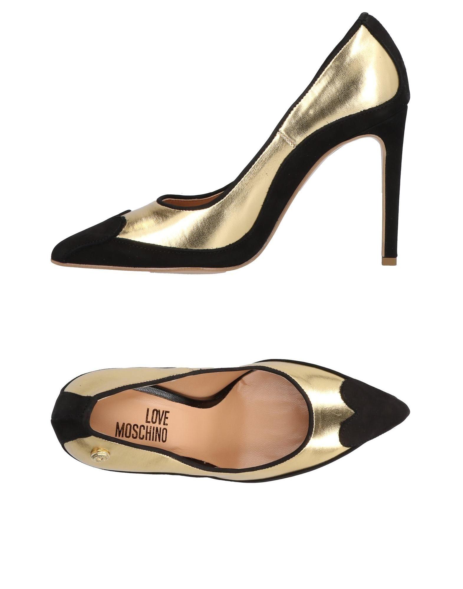 Stilvolle billige Schuhe Love Moschino Pumps Damen  11451107JG 11451107JG 11451107JG 6b8a88