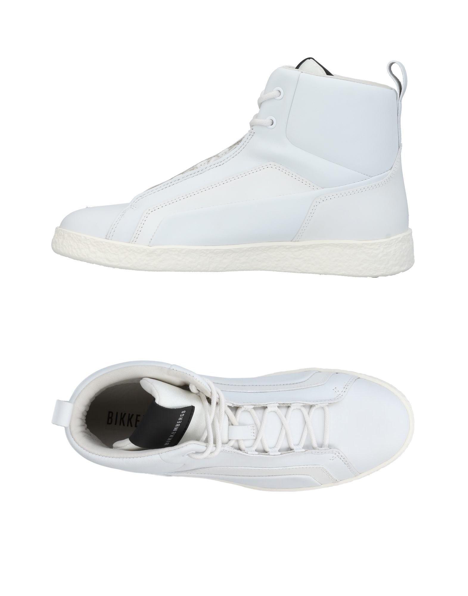 Stilvolle billige Schuhe Bikkembergs Sneakers Damen  11451108CD