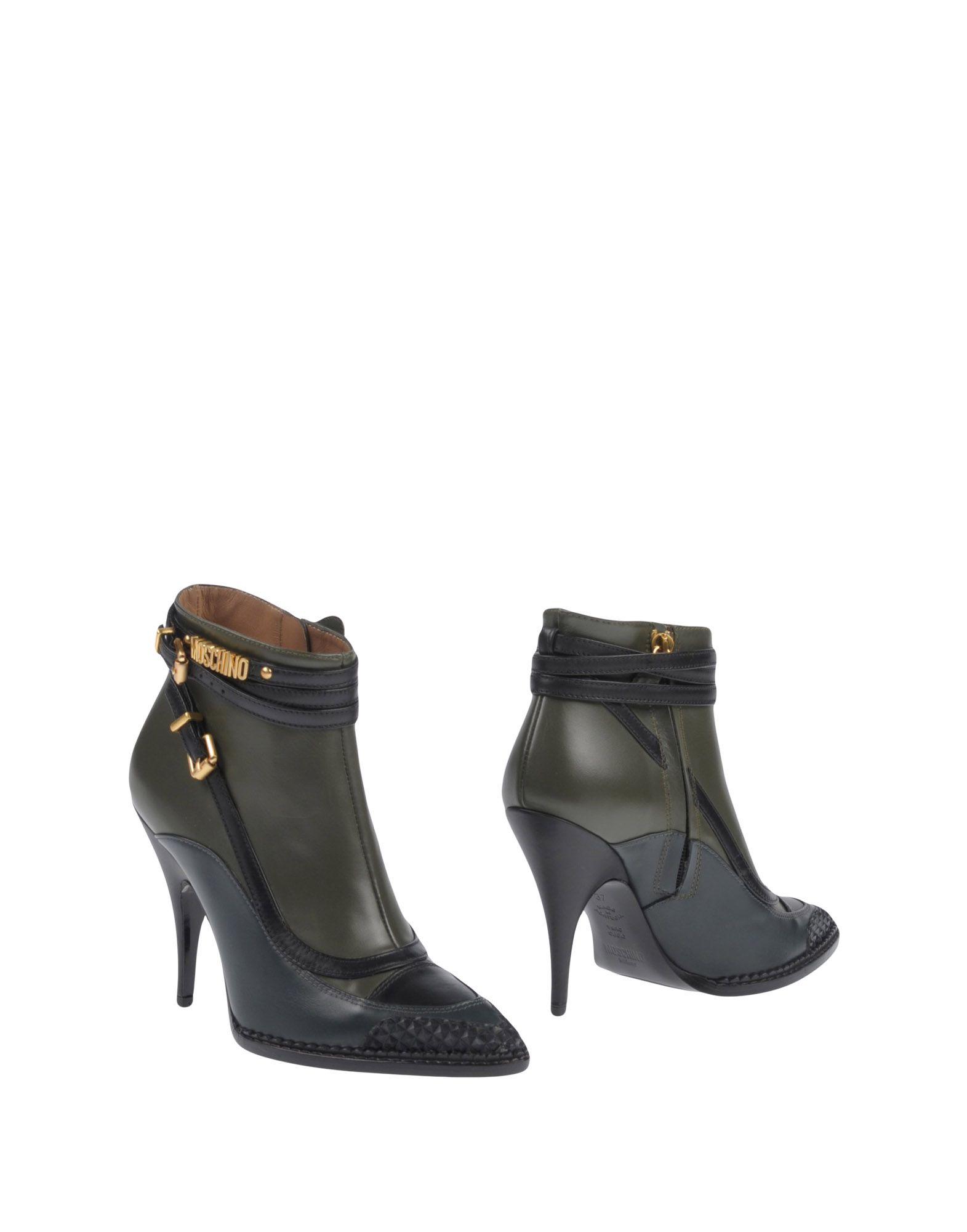 Moschino gut Stiefelette Damen  11451109DQGünstige gut Moschino aussehende Schuhe 705480