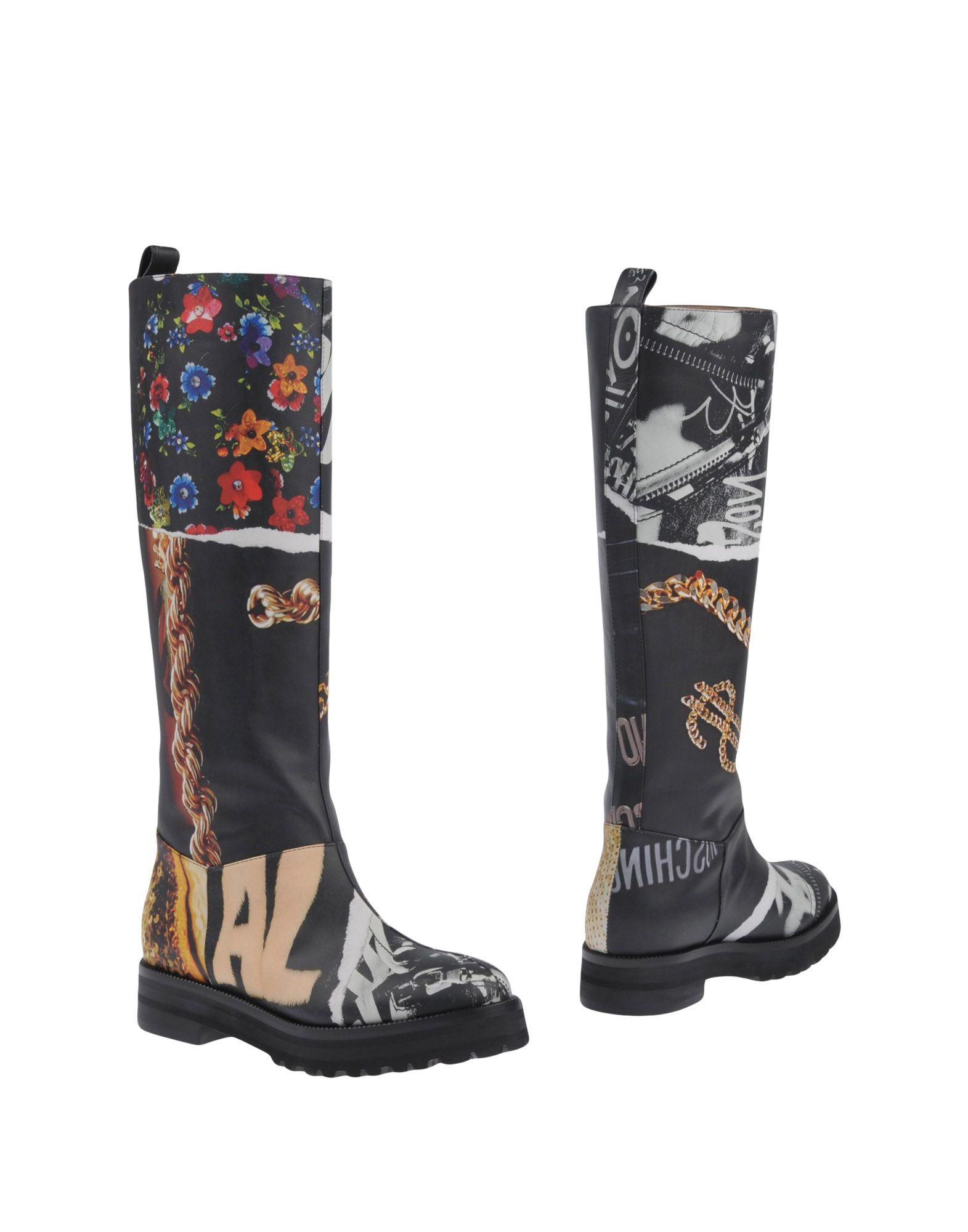 Stivali Moschino Donna - 11451151OK Scarpe economiche e buone