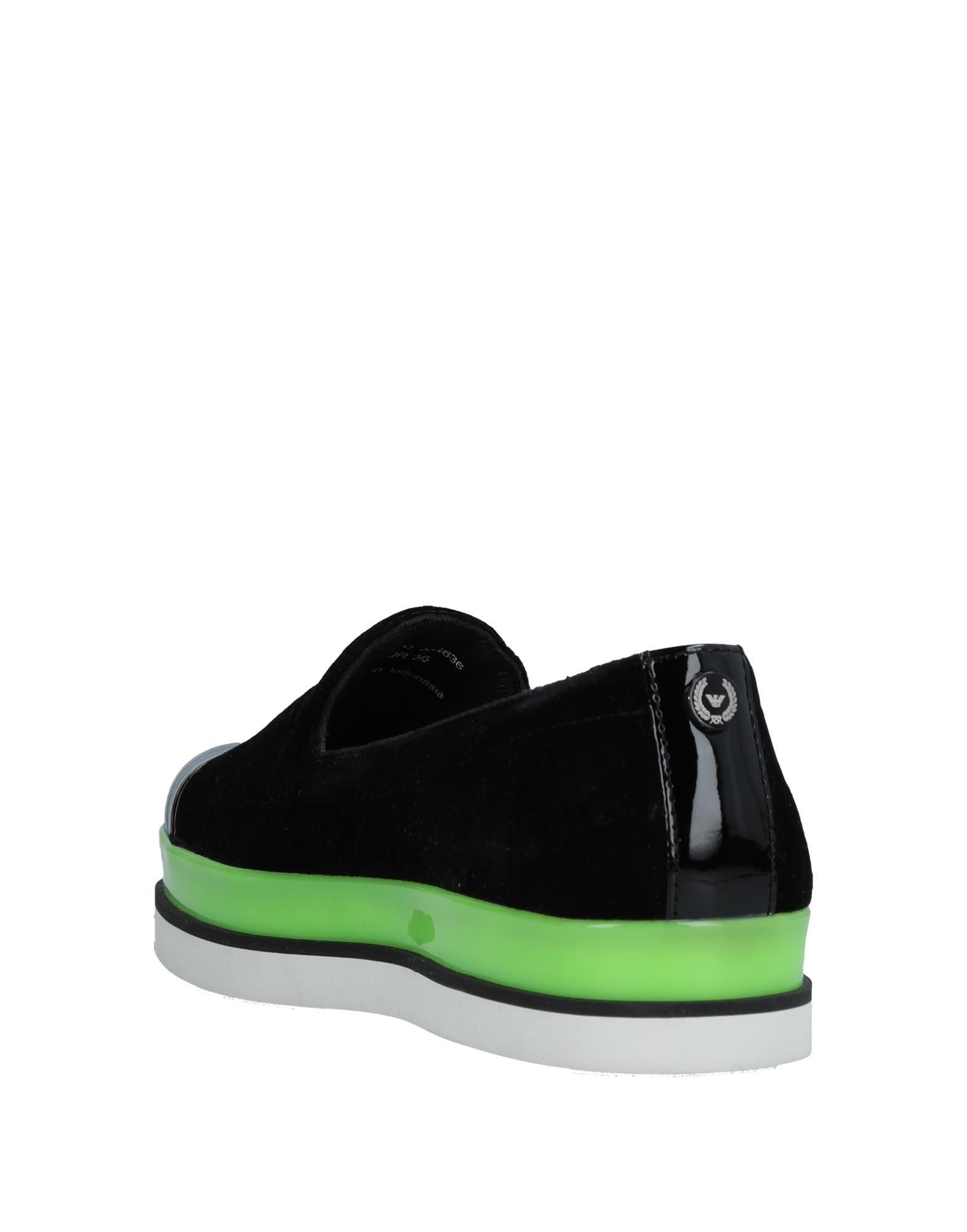 Stilvolle billige Schuhe Emporio  Armani Mokassins Damen  Emporio 11451169SP 8e9536