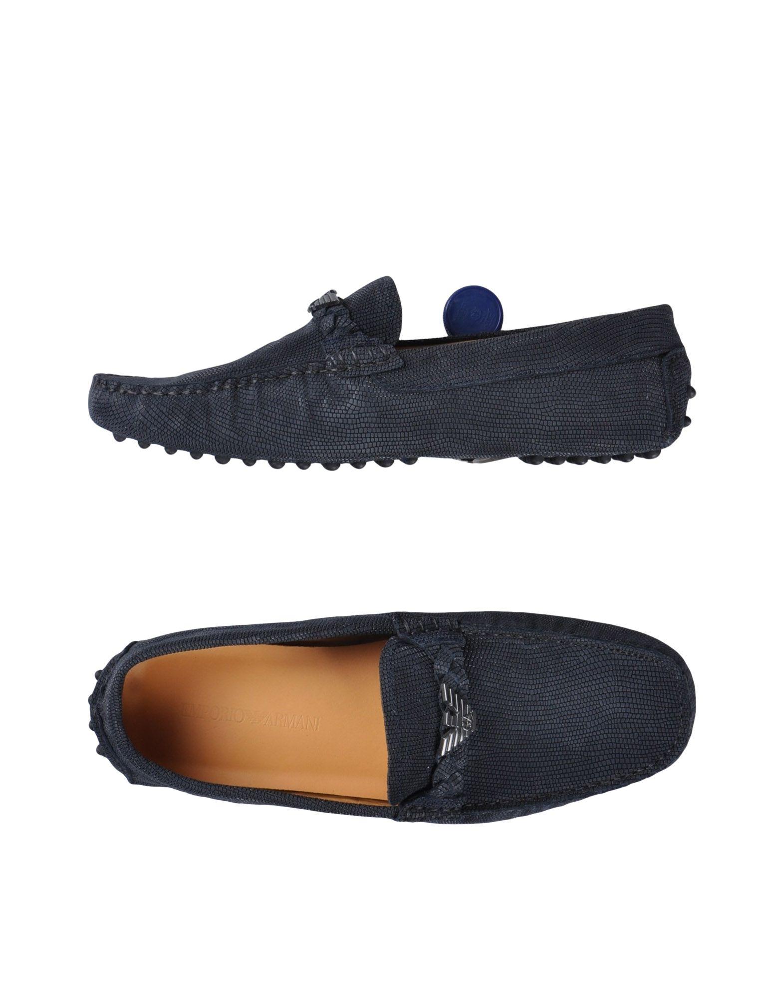 Emporio Armani Mokassins Herren  11451172XW Gute Qualität beliebte Schuhe