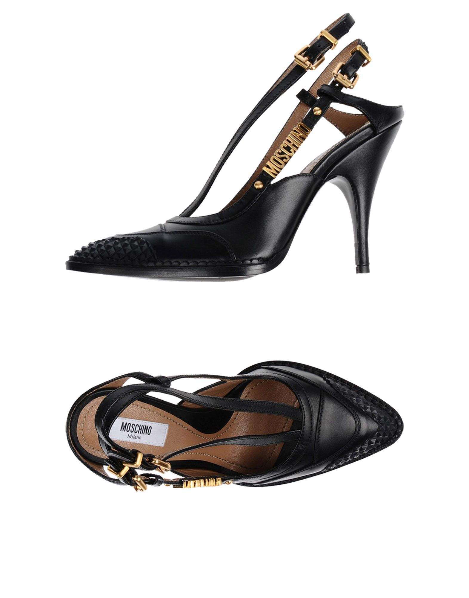 Moschino Pump - Women  Moschino Pumps online on  Women Australia - 11451192PE 5ac9a7
