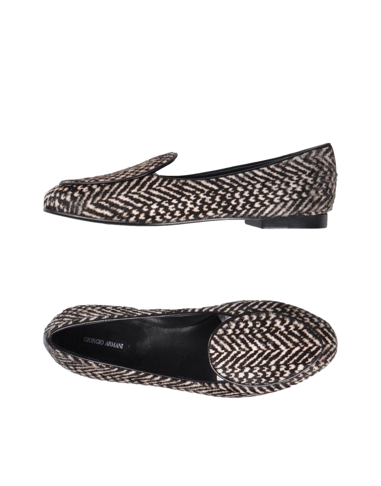 Giorgio Armani Loafers - Women Giorgio Armani Loafers - online on  Australia - Loafers 11451209NN ea0929