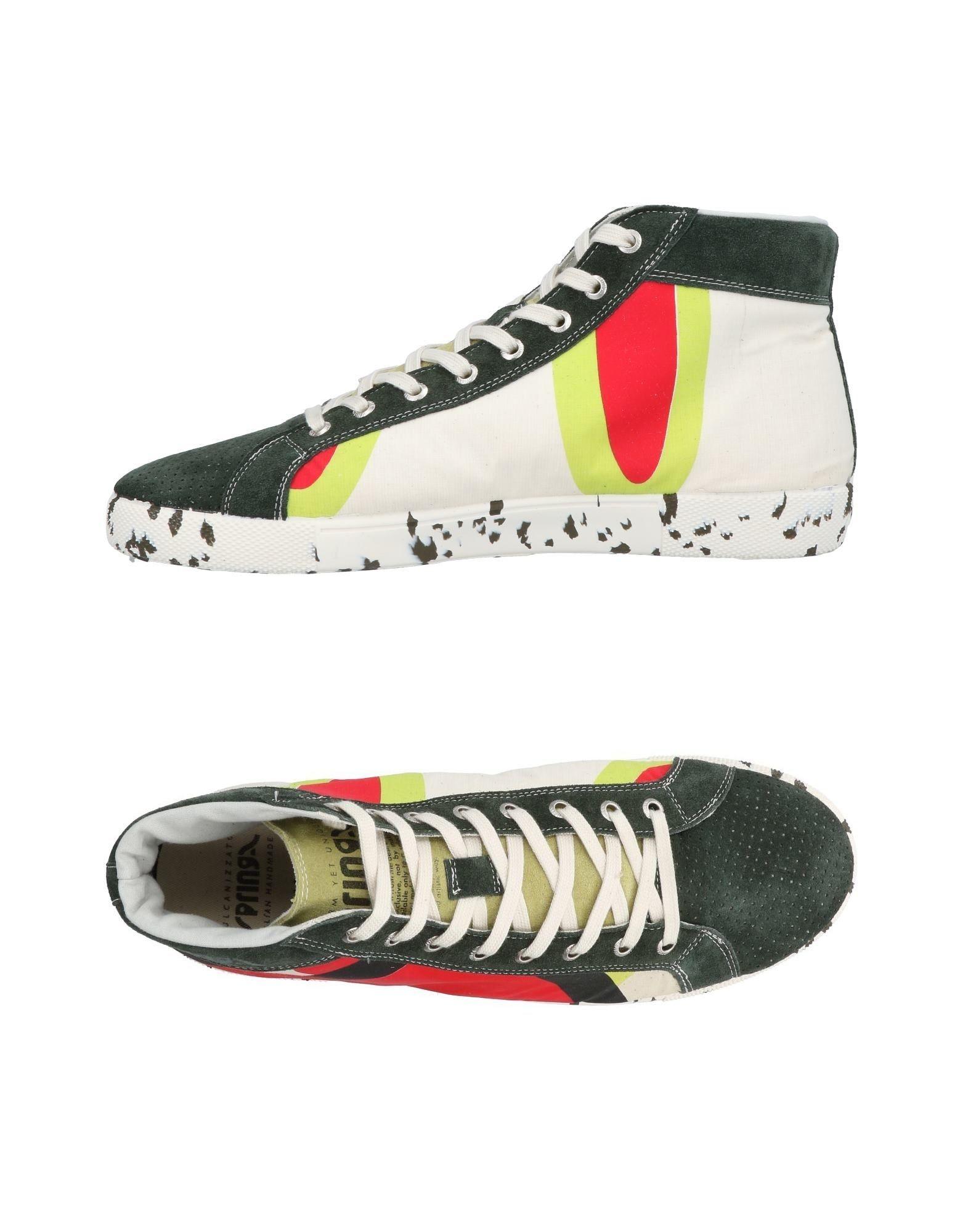 Moda Sneakers Springa Uomo - 11451286TV