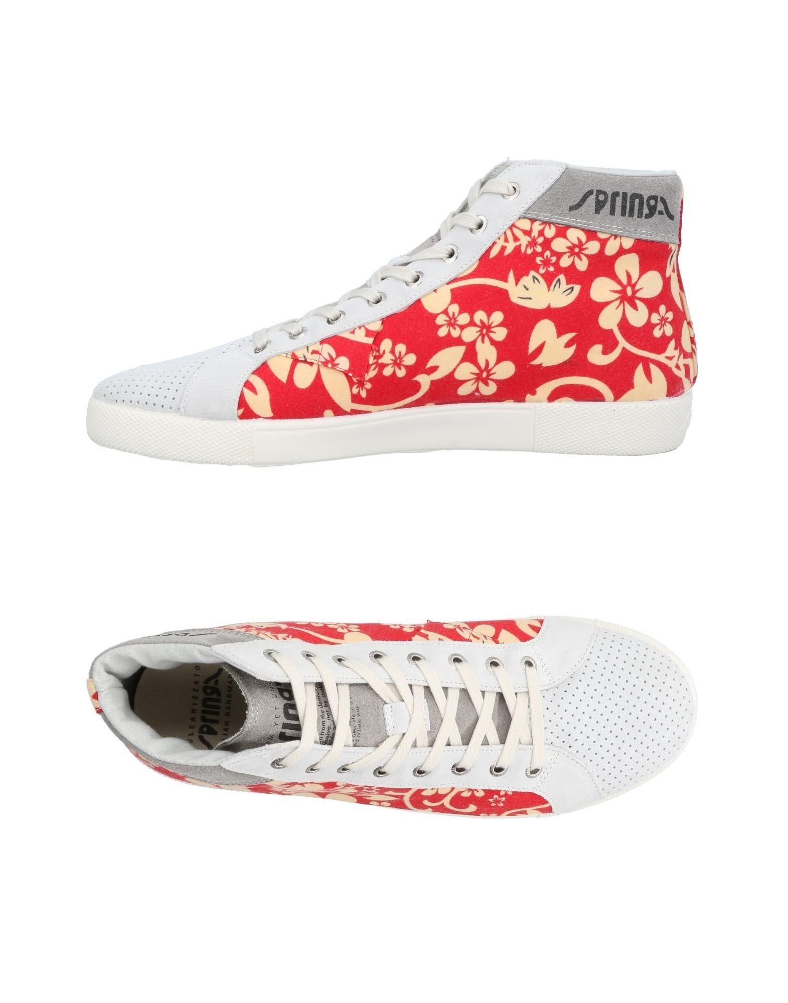 Rabatt echte Schuhe Springa Sneakers Herren  11451291BJ