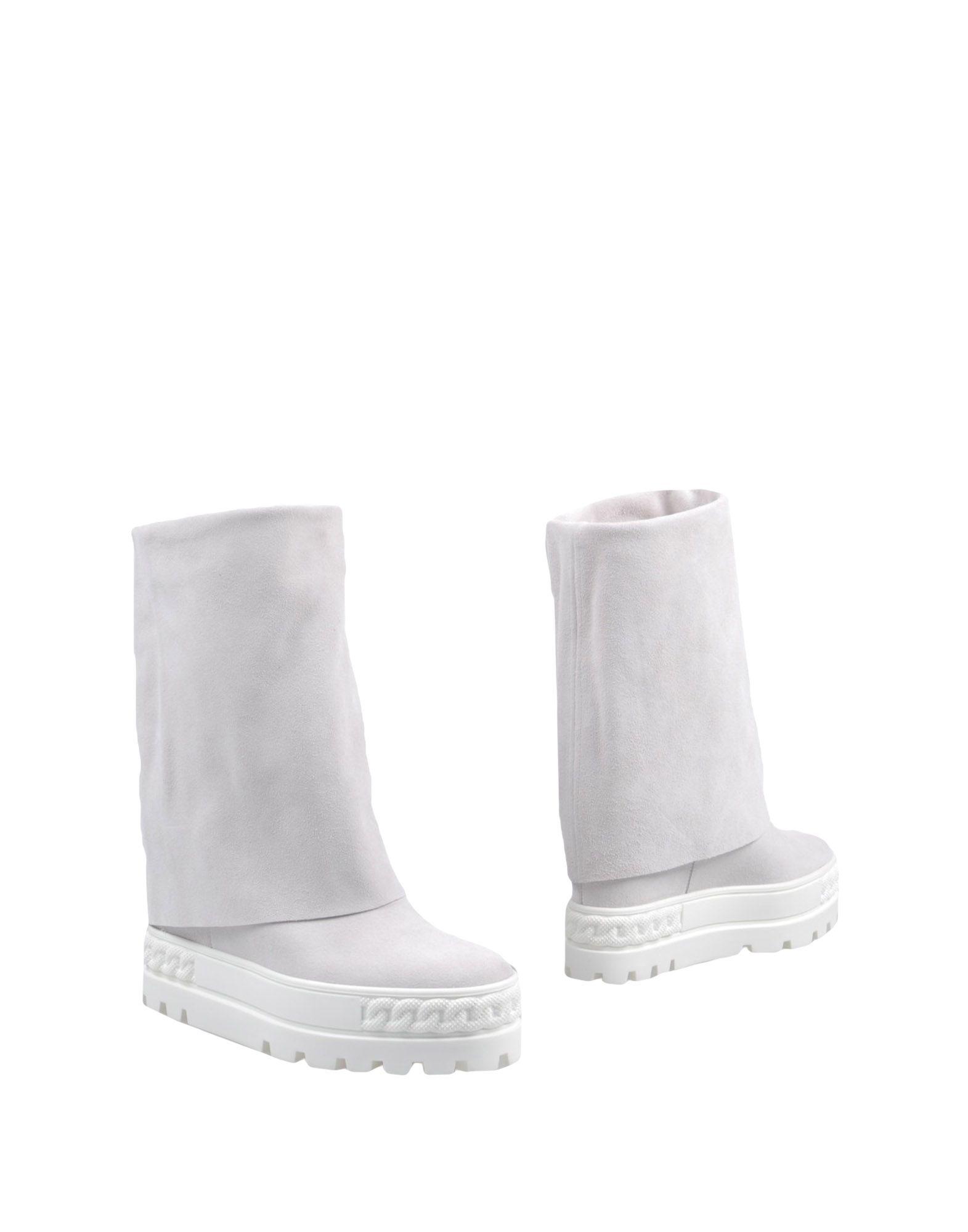 Rabatt Schuhe Casadei Stiefelette Damen  11451310IK