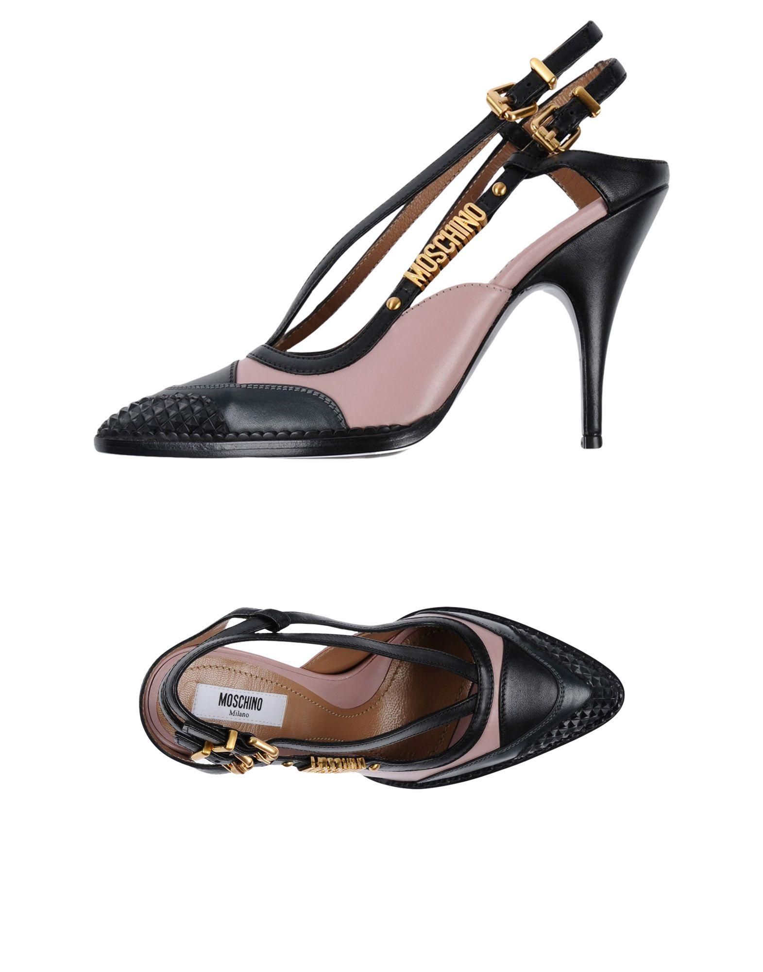 Haltbare Mode billige Schuhe Moschino Pumps Damen  11451329MO Heiße Schuhe