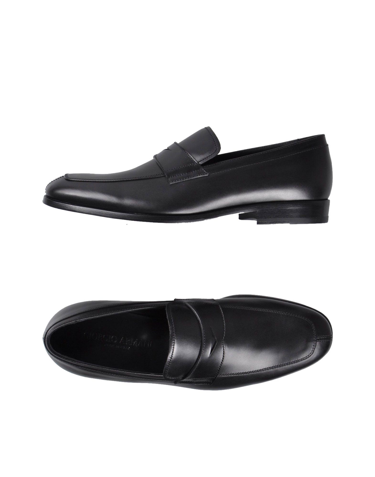 Giorgio Armani Mokassins Herren  11451343VN Gute Qualität beliebte Schuhe