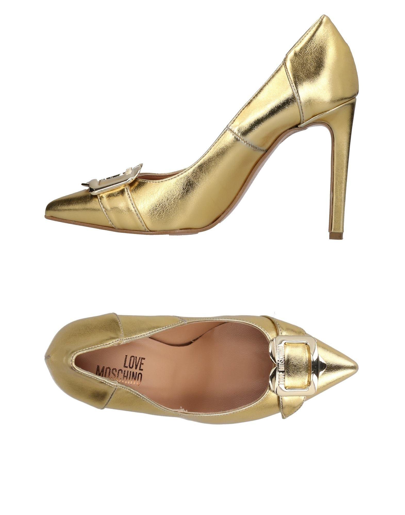 Love Moschino Pumps Damen  11451344CC Neue Schuhe