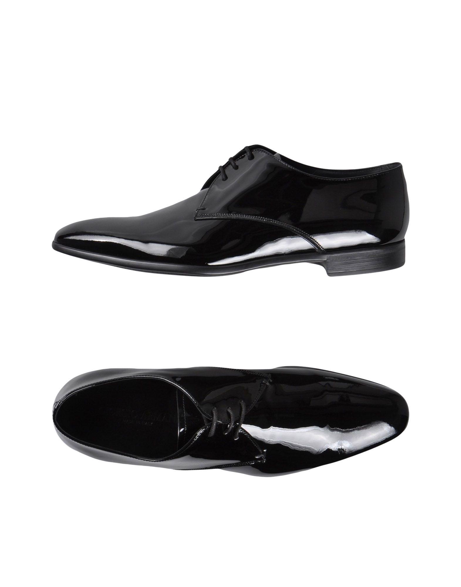 Giorgio Armani Schnürschuhe Herren  11451357EA Neue Schuhe