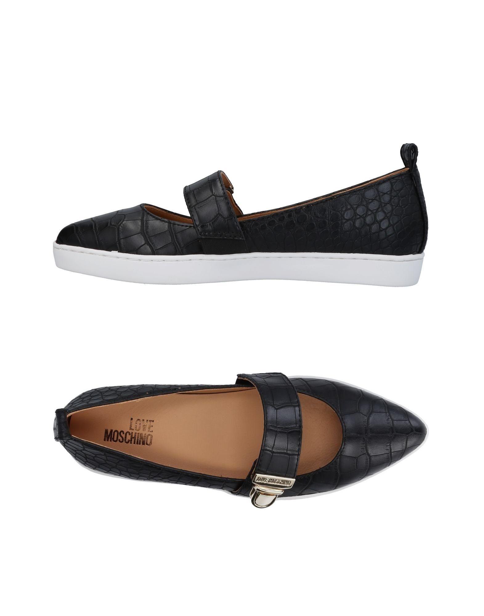 Love Moschino Ballerinas Damen  11451358FR Gute Qualität beliebte Schuhe