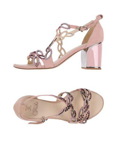 Zapatos casuales salvajes Sandalias Sandalia Fabi Mujer - Sandalias salvajes Fabi - 11451442VA Rosa 822b50
