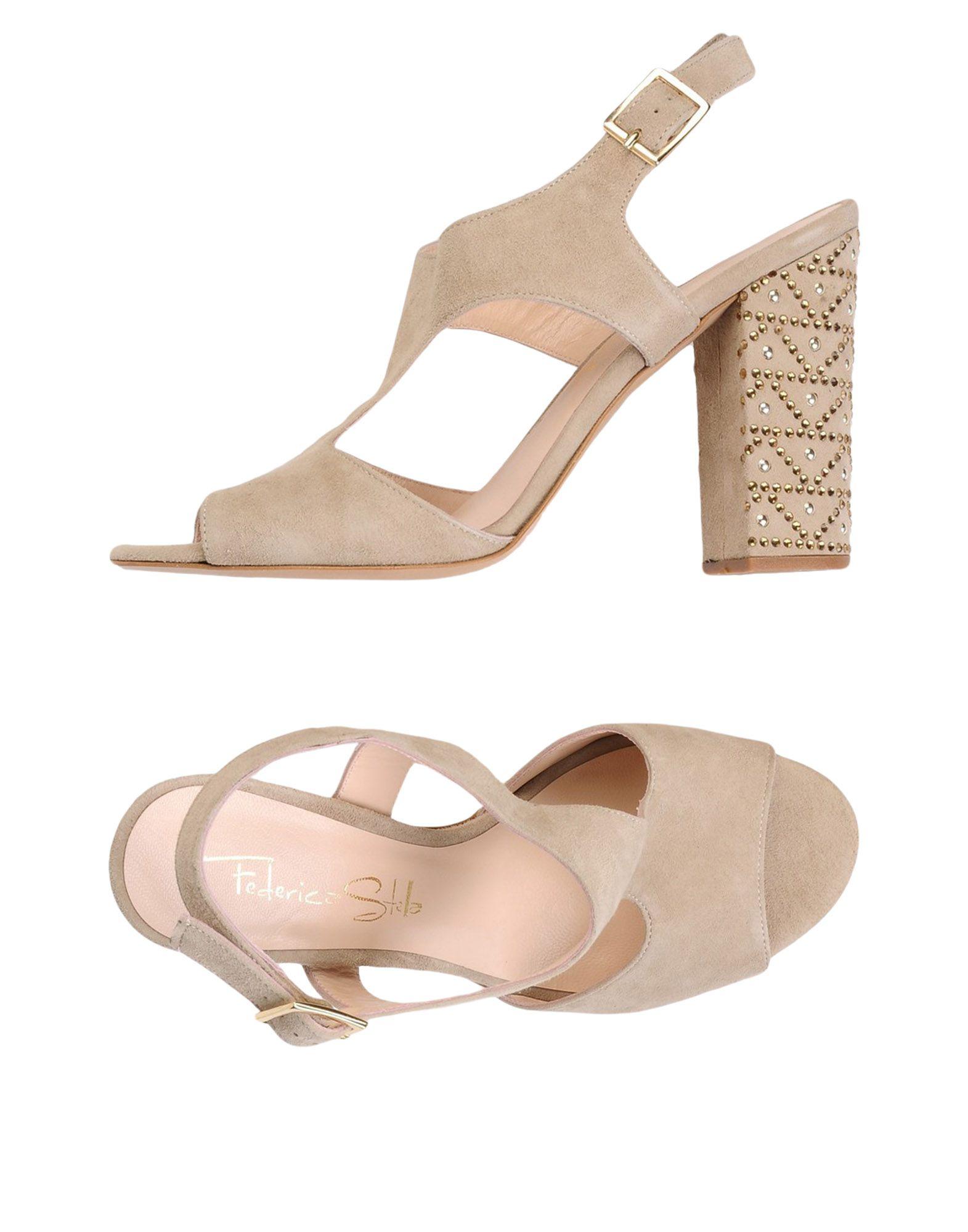 Federica Stella  Sandalen Damen  Stella 11451476KI Neue Schuhe 6a4424