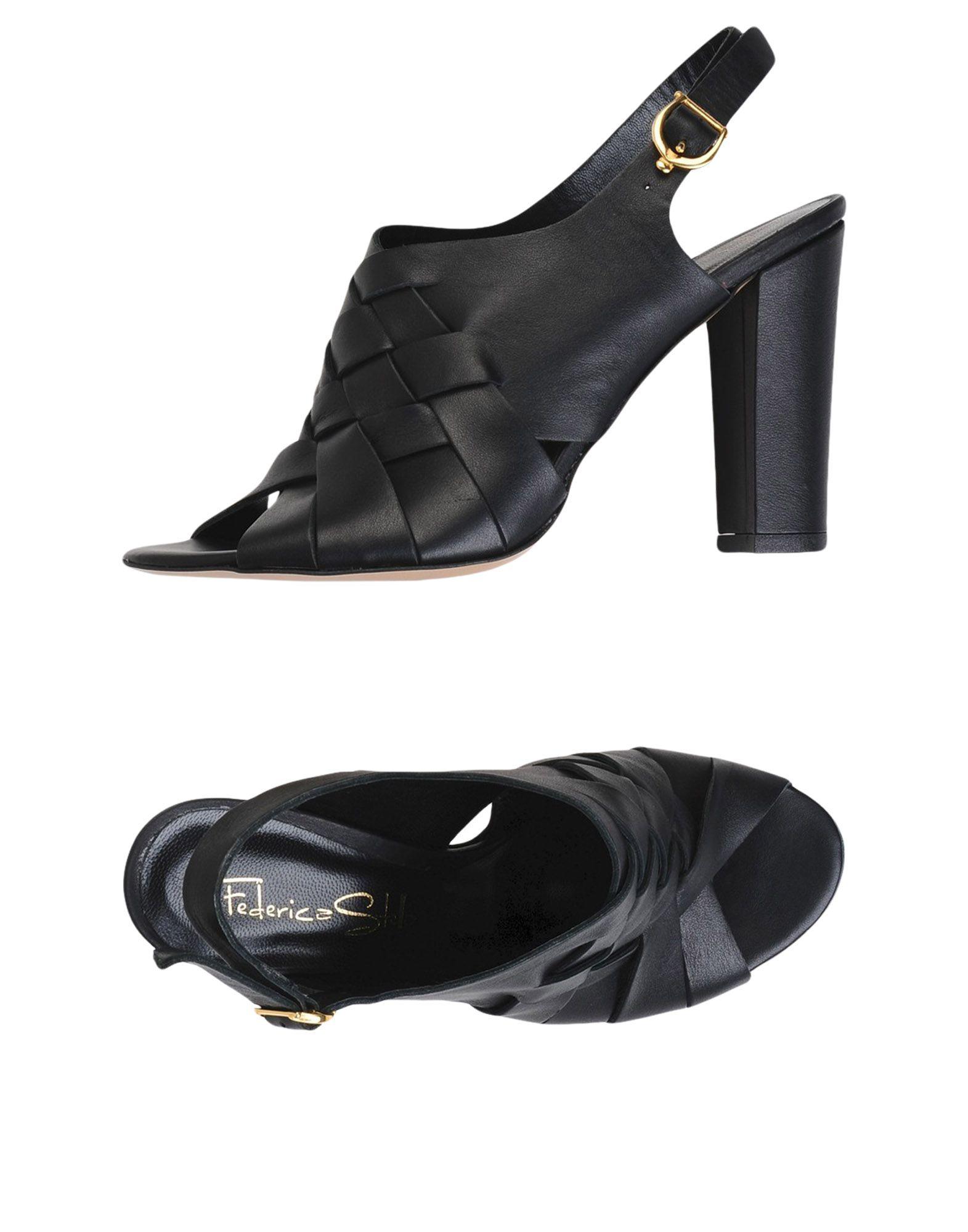 Federica Stella Sandalen Damen  11451487EL Gute Qualität beliebte Schuhe