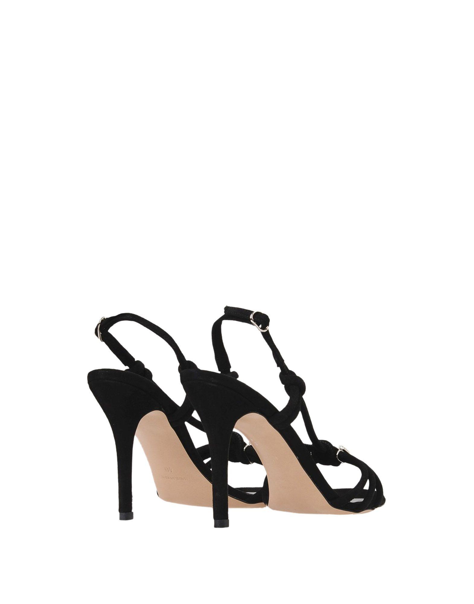 Federica Stella Sandalen Damen Neue  11451495TJ Neue Damen Schuhe 8939db