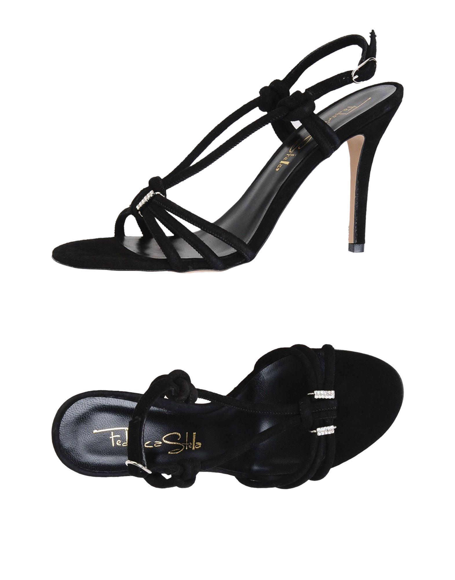 Federica Stella Sandalen Damen  11451495TJ Gute Gute 11451495TJ Qualität beliebte Schuhe bb4112