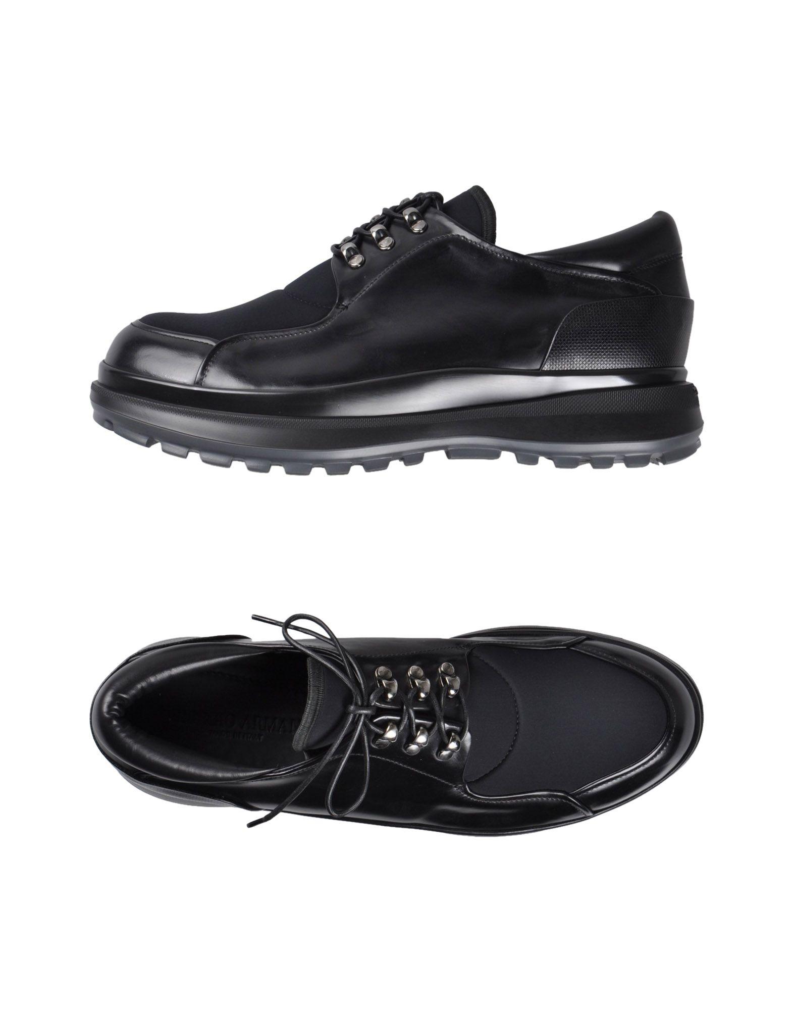 Giorgio Armani Schnürschuhe Herren  11451527BX Gute Qualität beliebte Schuhe