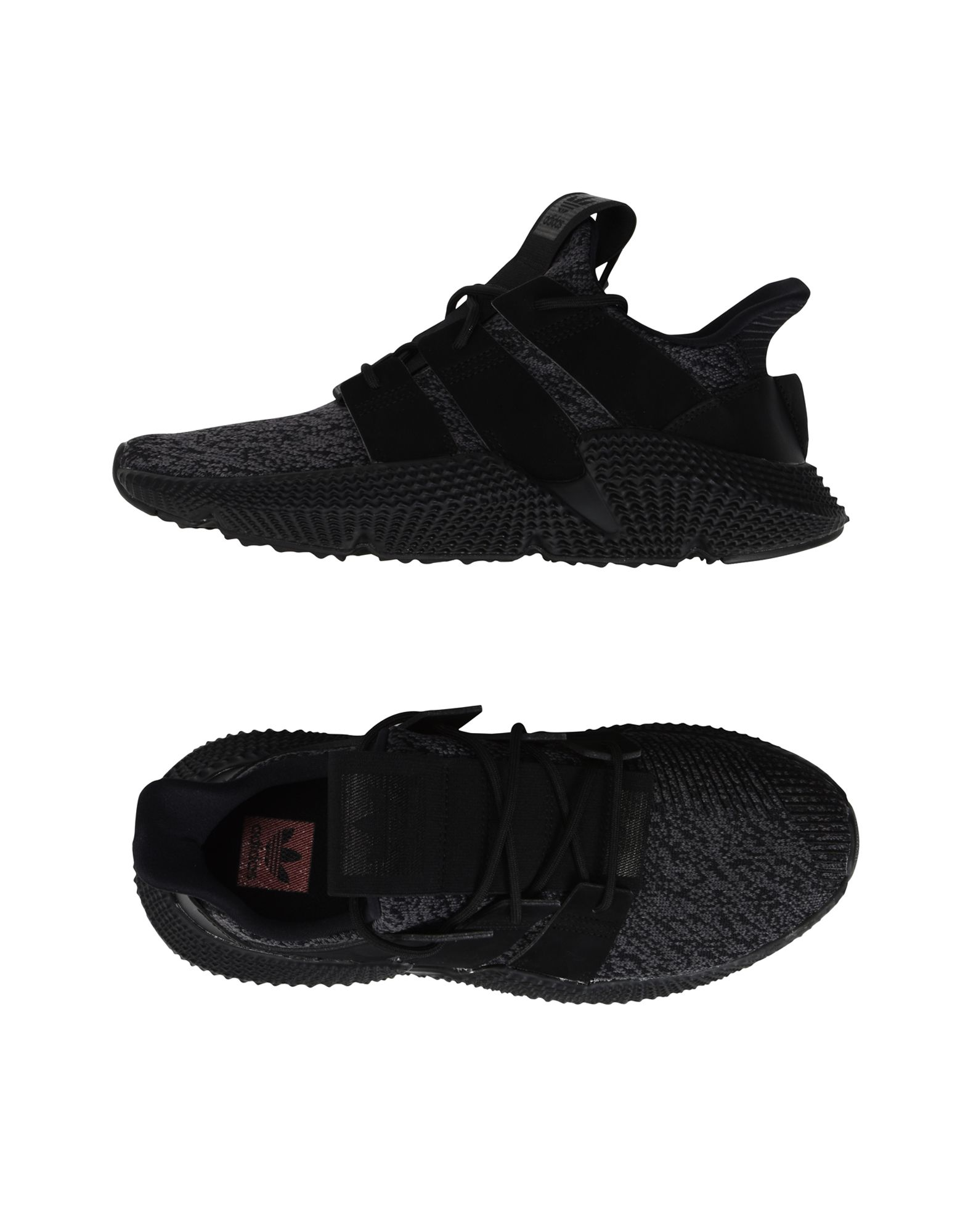Baskets Adidas Originals Prophere - Femme - Baskets Adidas Originals Plomb Mode pas cher et belle