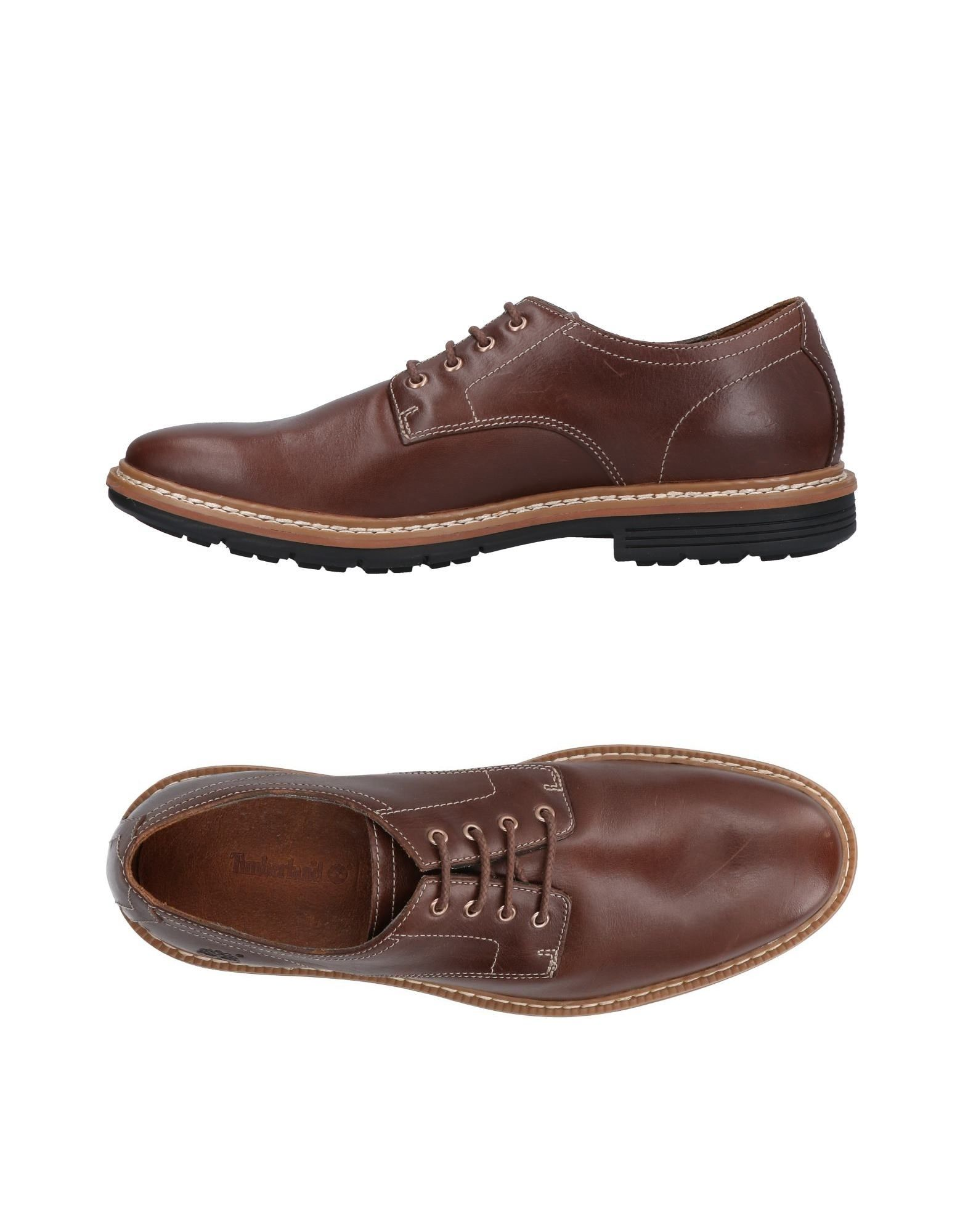 Chaussures À Lacets Timberland Homme