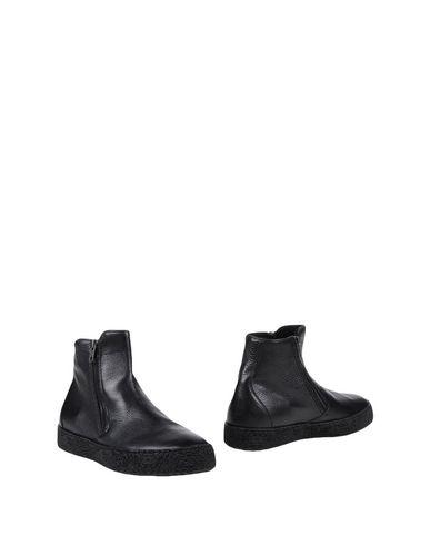 Zapatos con Hombre descuento Botín Alexander Hotto Hombre con - Botines Alexander Hotto - 11451662VF Negro de8c93